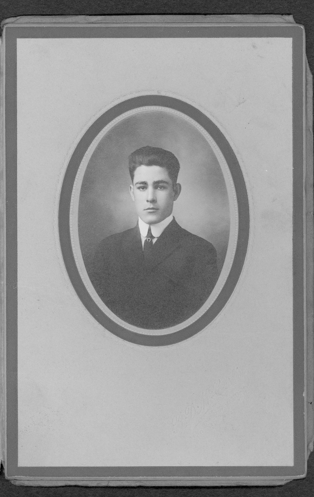 Robert Bryan Greene, World War I soldier - 3