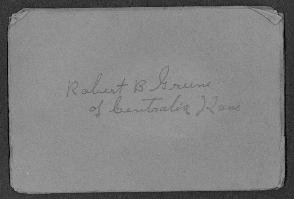 Robert Bryan Greene, World War I soldier - 5