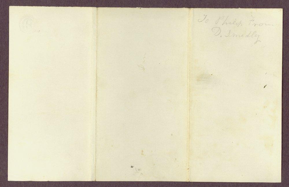 Abbie Bright correspondence - 5