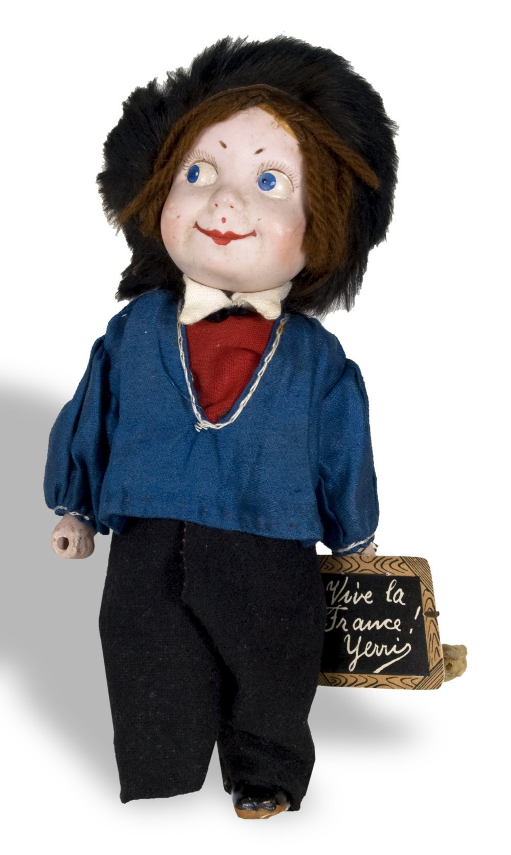 French Yerri doll