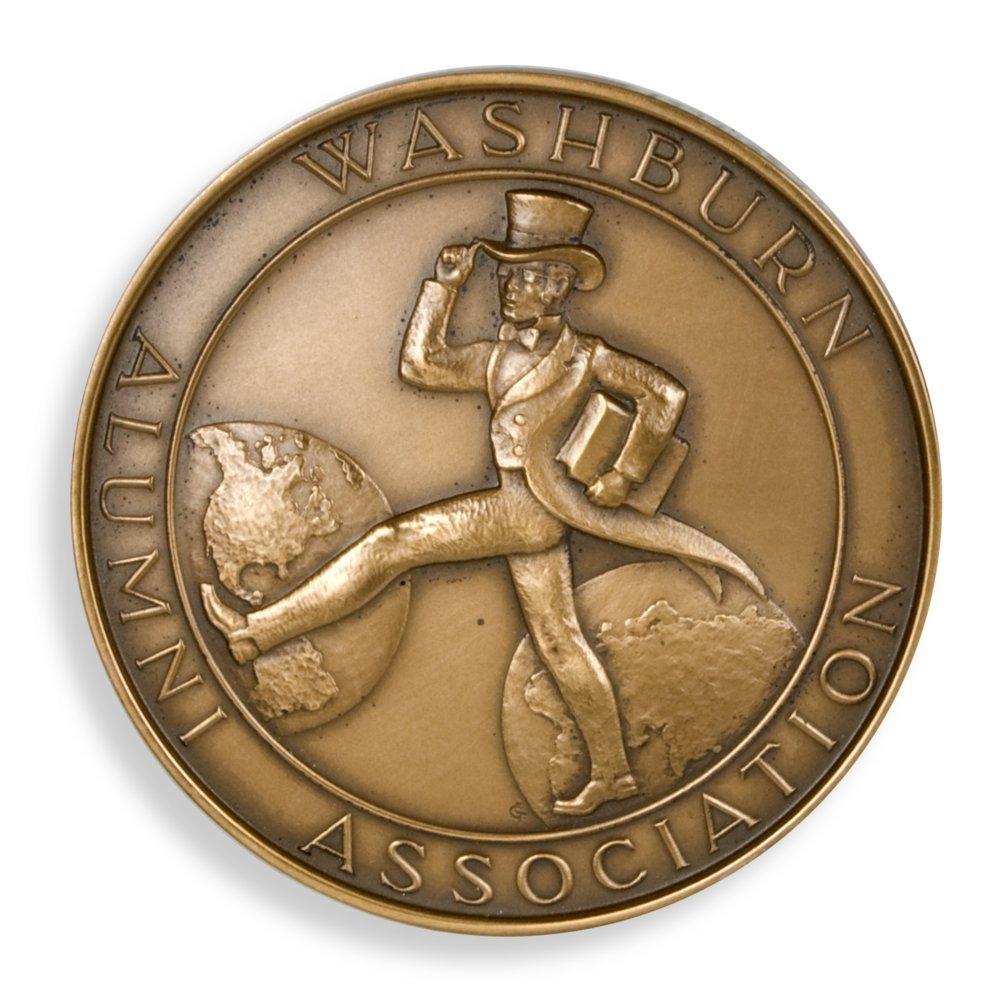 Distinguished Service Award - 1