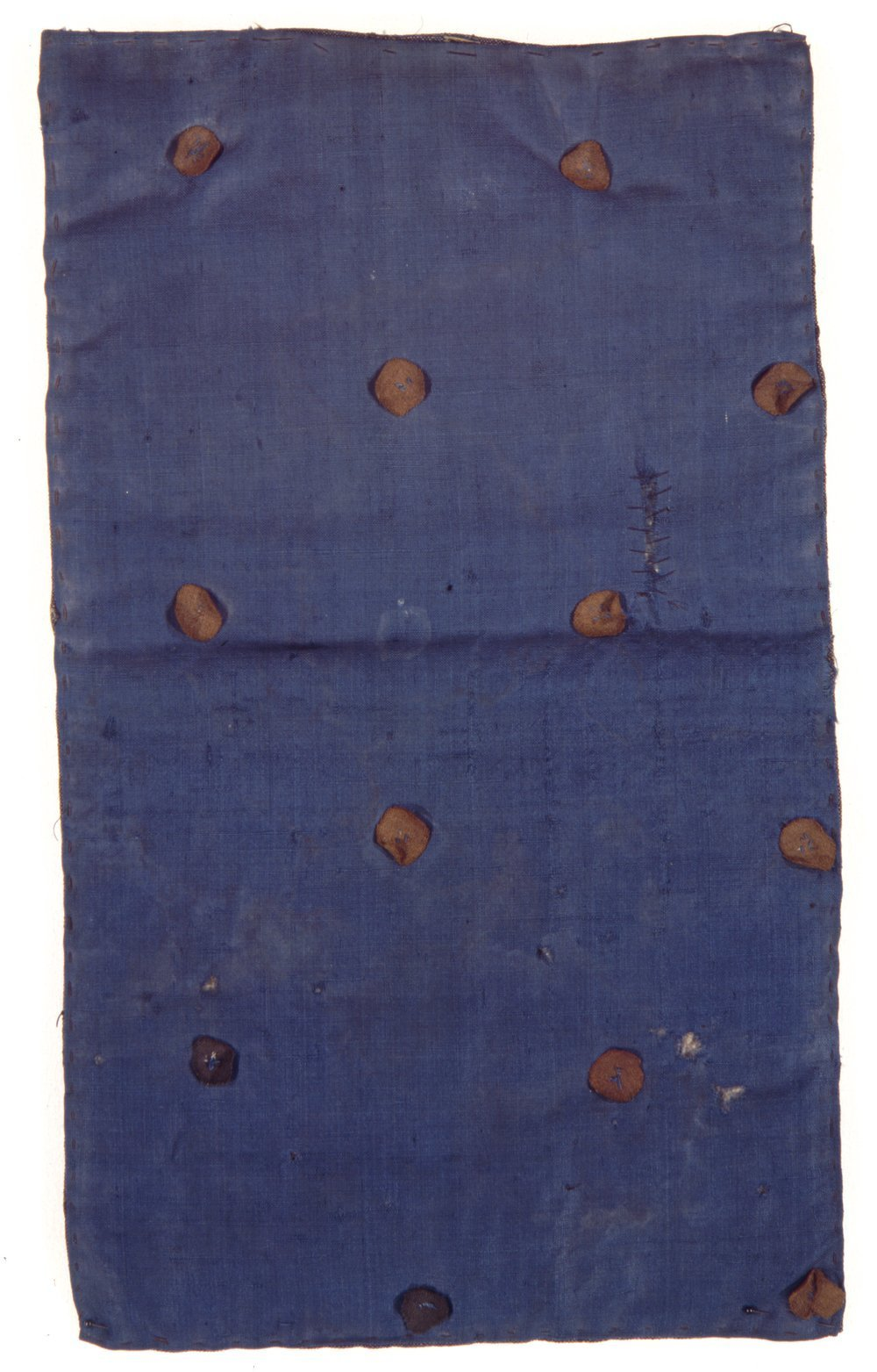 New England Emigrant Aid Company quilt fragment