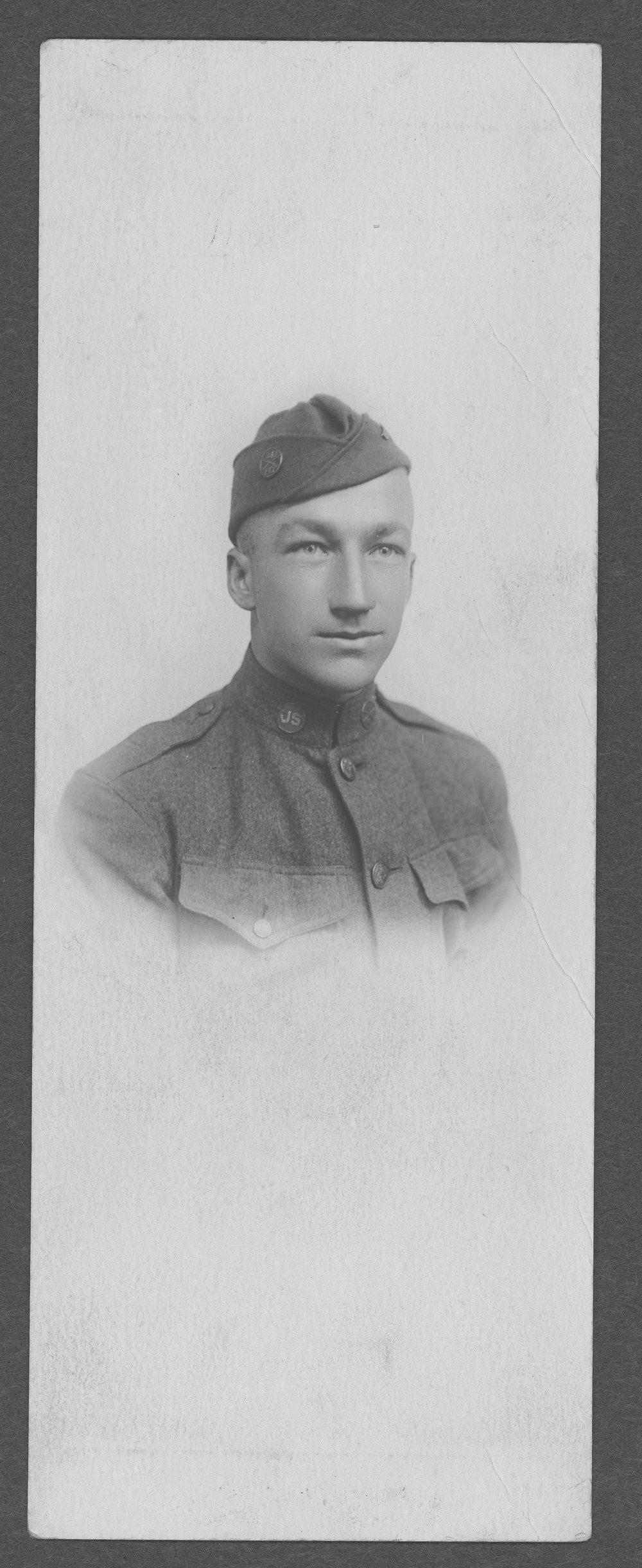 Ray Marion McCosh, World War I soldier - 11