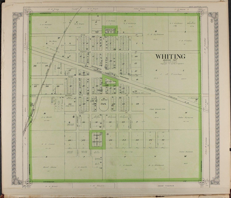 Standard atlas of Jackson County, Kansas - 10