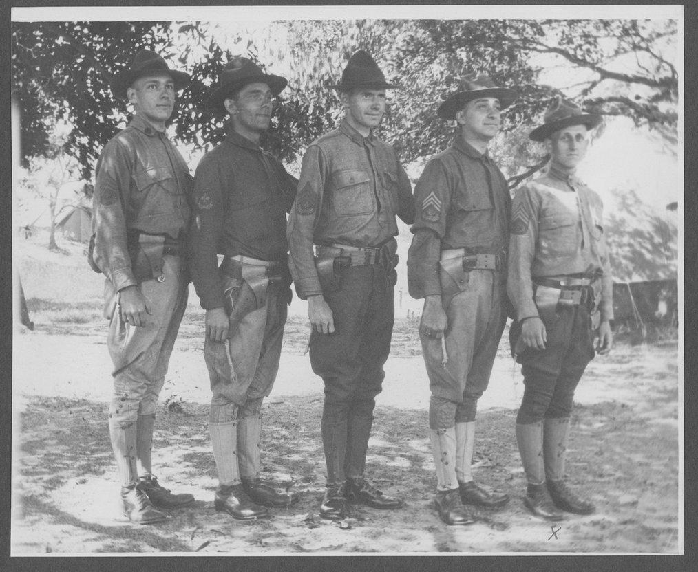 Alfred Baker Carpenter, World War I soldier - 1