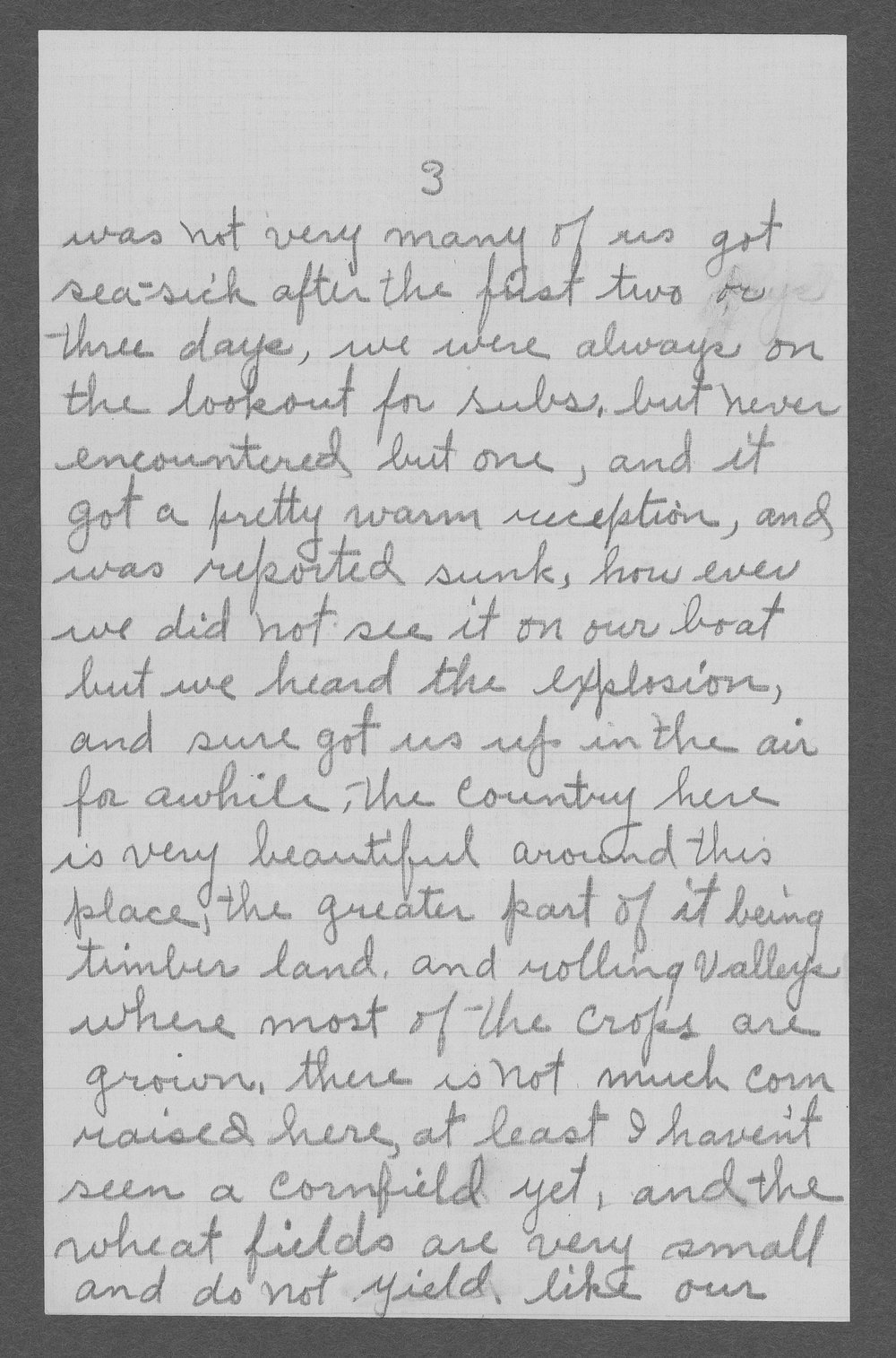Ernest E. Carpenter, World War I soldier - 5