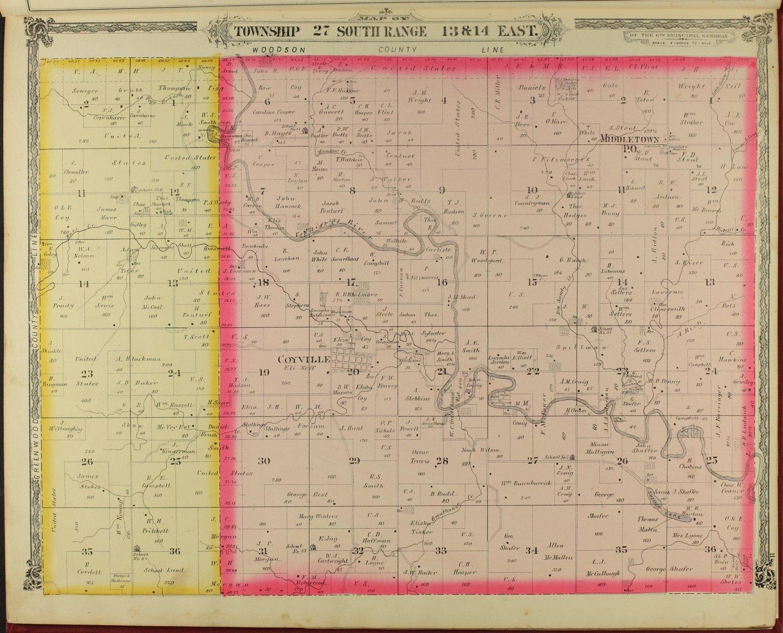 Historical atlas of Wilson County, Kansas - 11