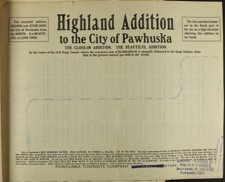 Historical atlas of Wilson County, Kansas - map insert