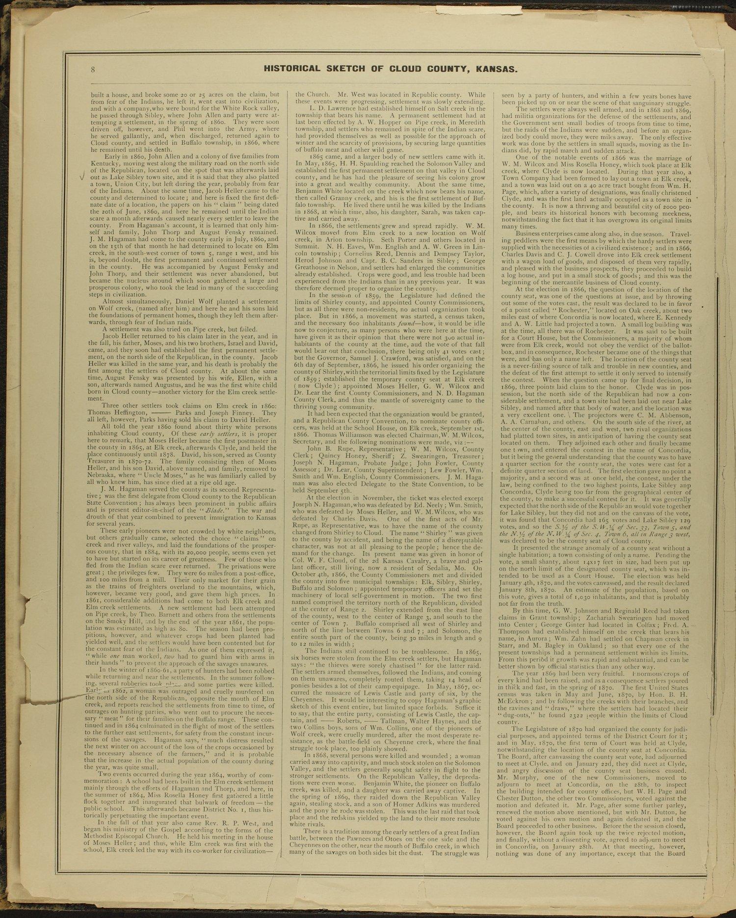 Edward's atlas of Cloud County, Kansas - 8