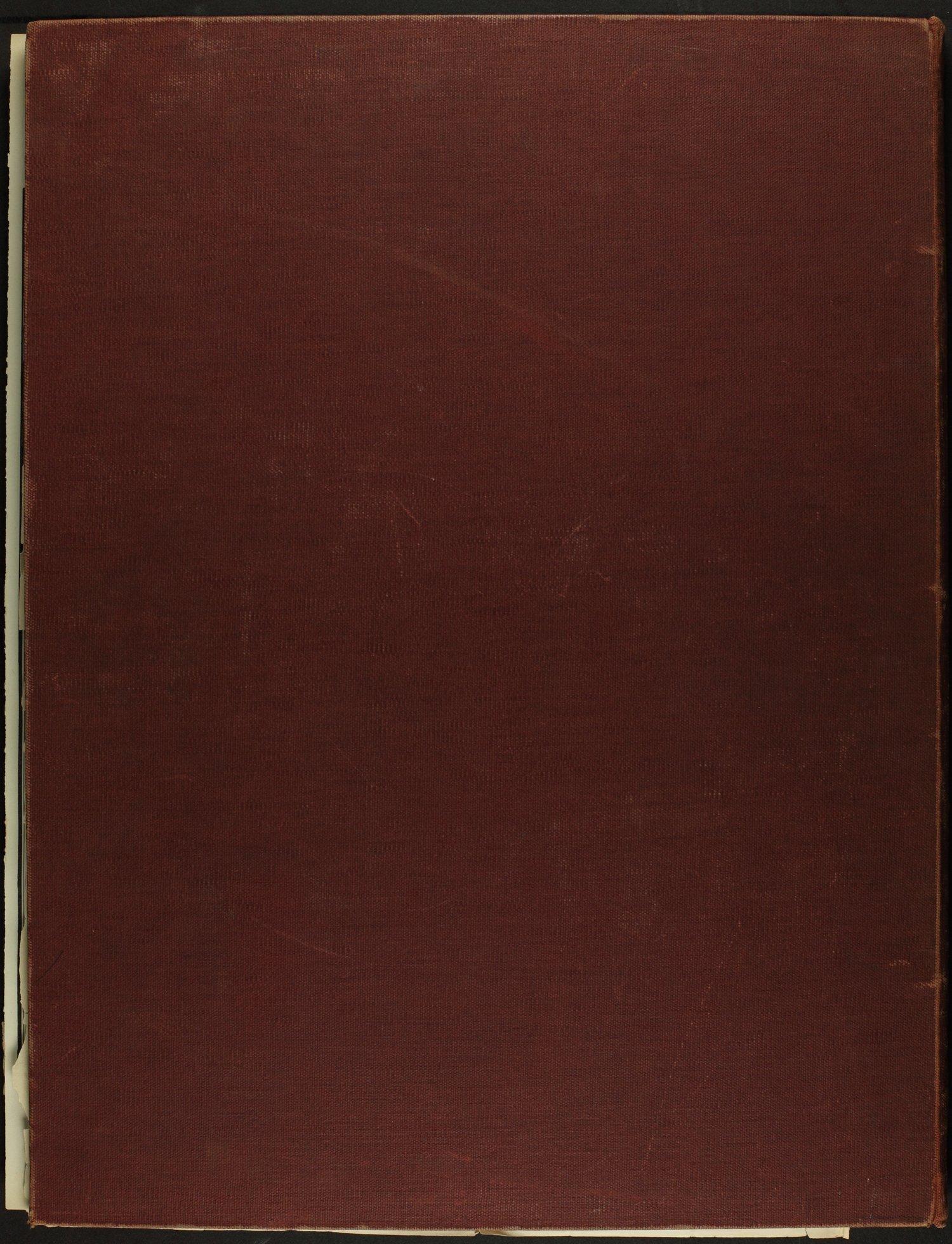 Atlas map of Johnson County, Kansas - Back Cover