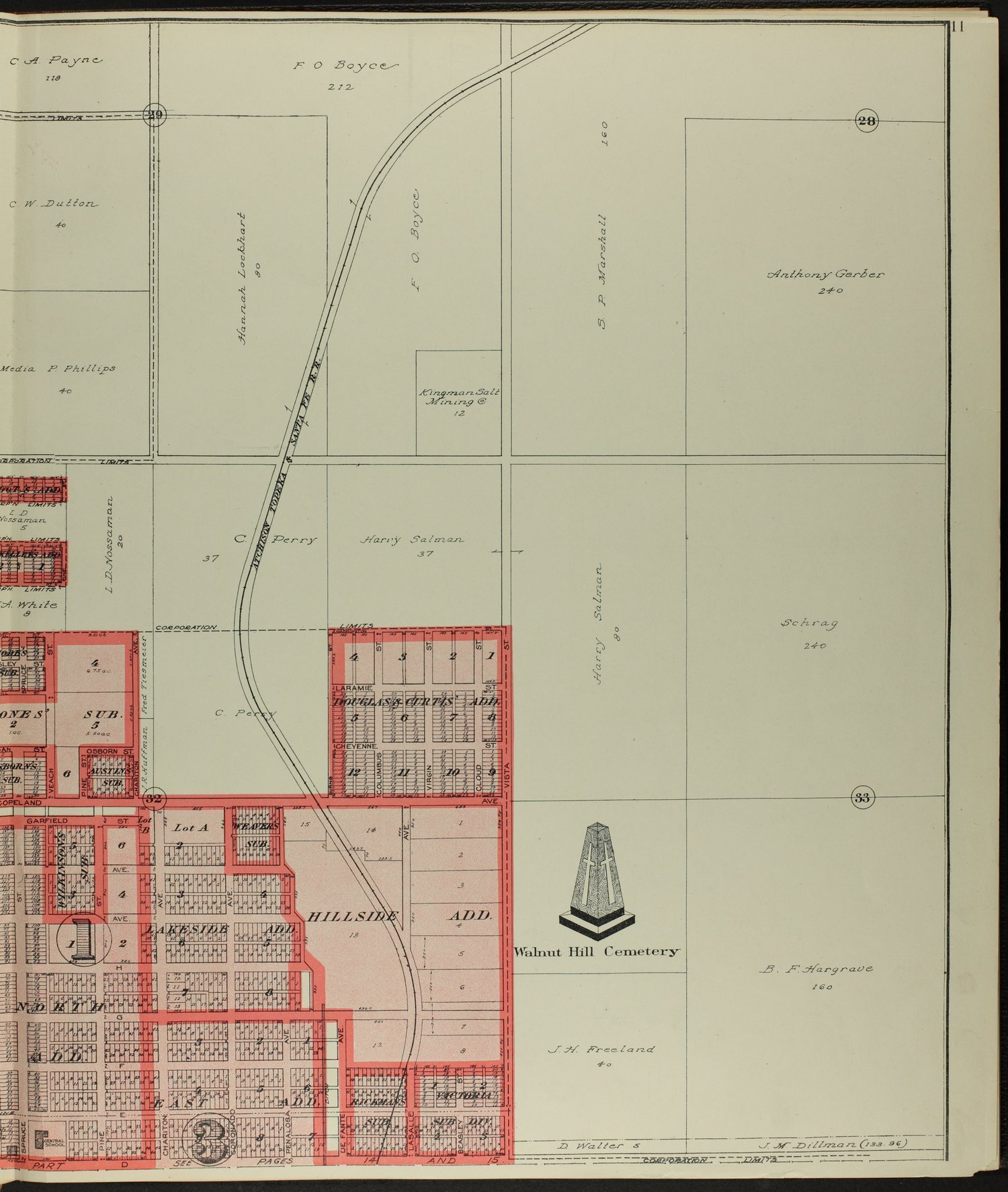 Standard atlas of Kingman County, Kansas - 11