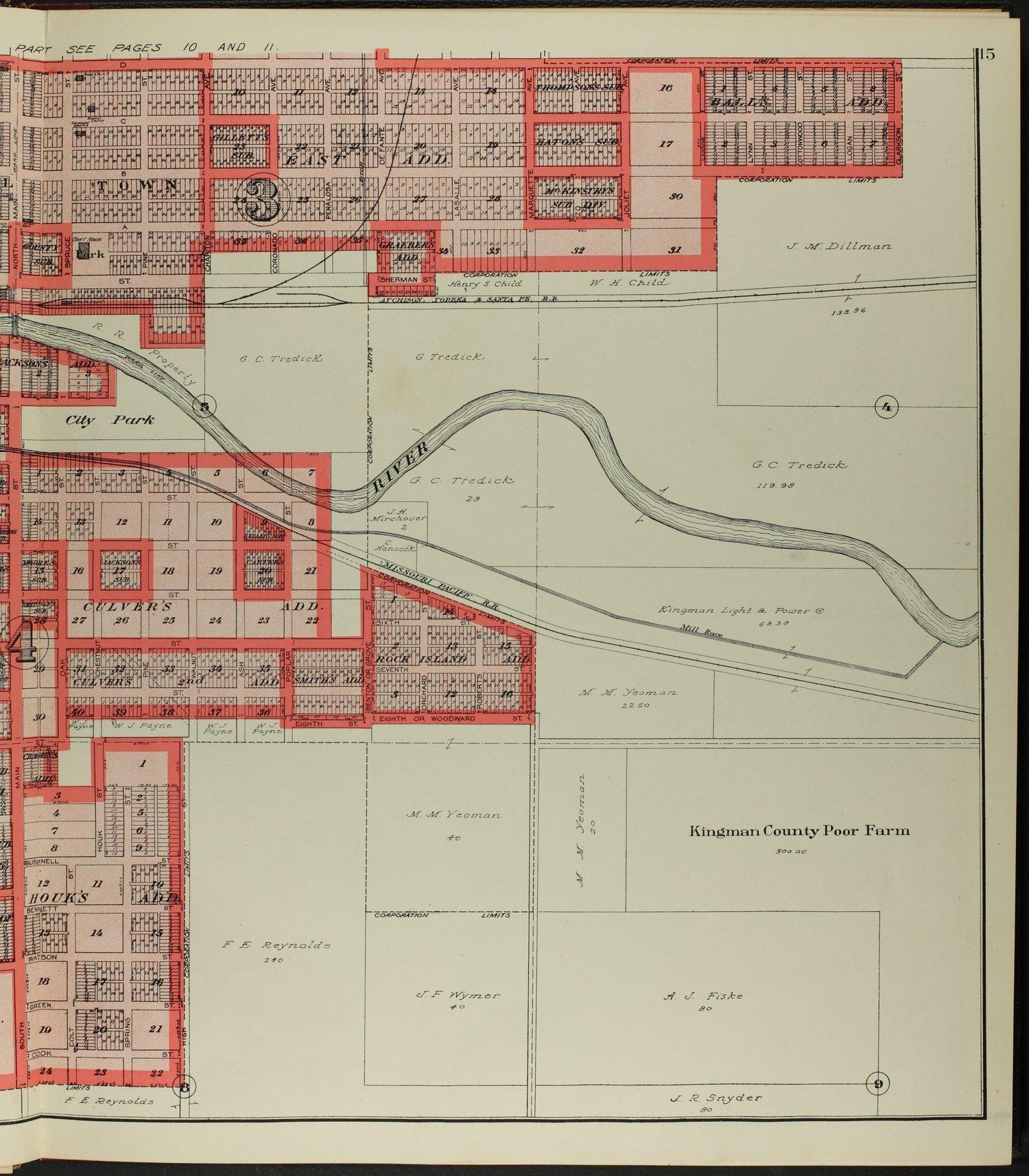 Standard atlas of Kingman County, Kansas - 15