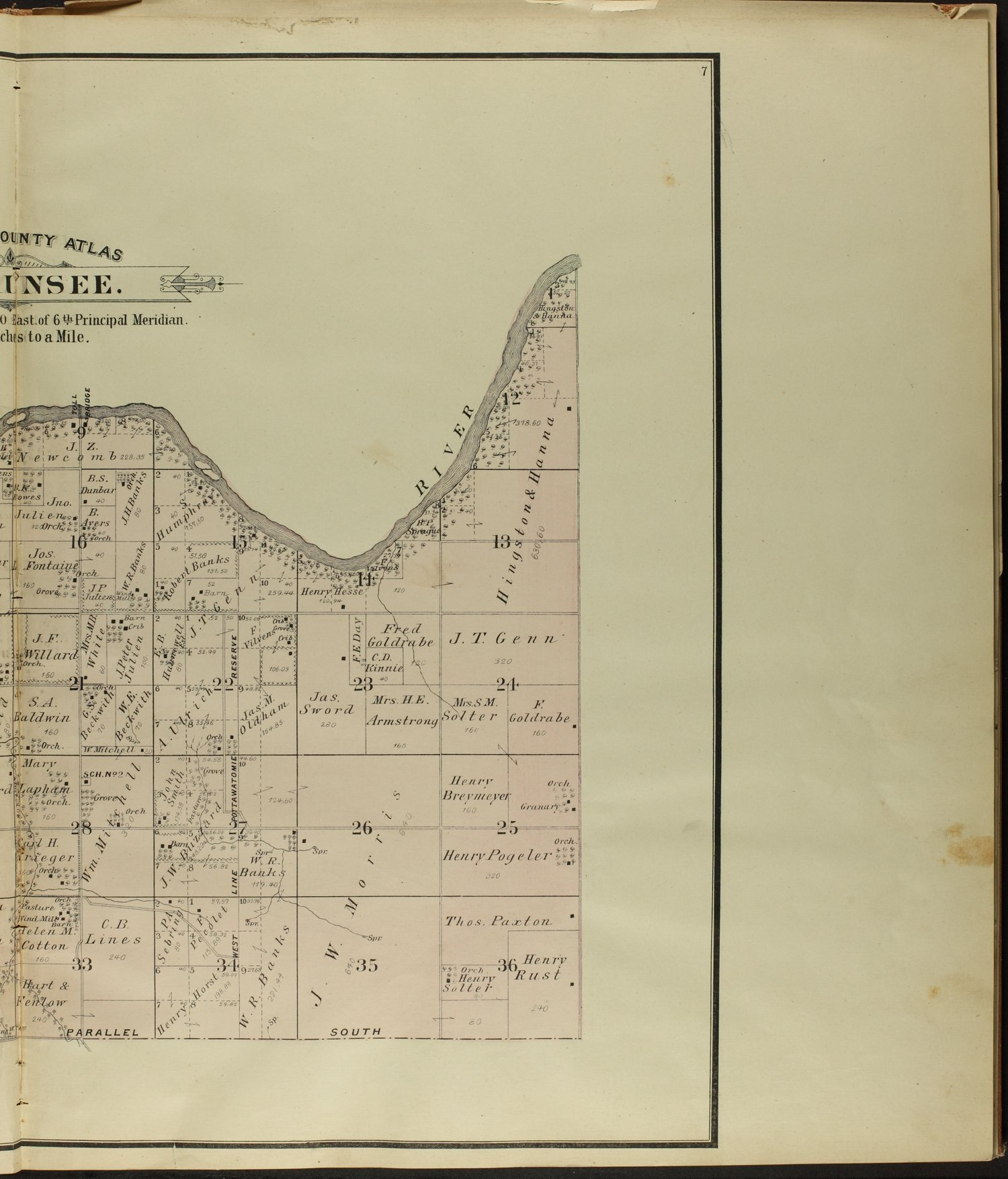 Atlas of Wabaunsee County, Kansas - 7