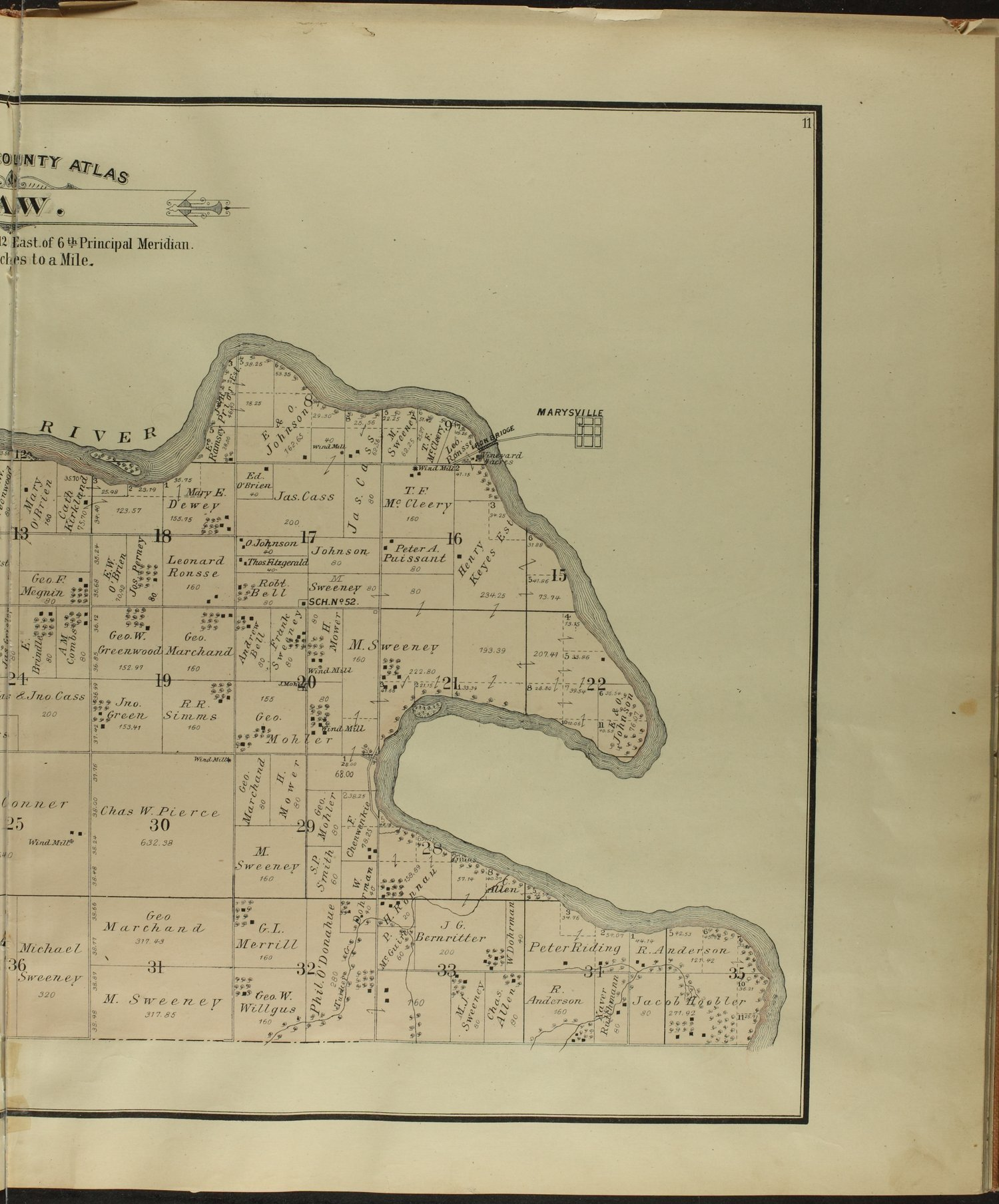 Atlas of Wabaunsee County, Kansas - 11