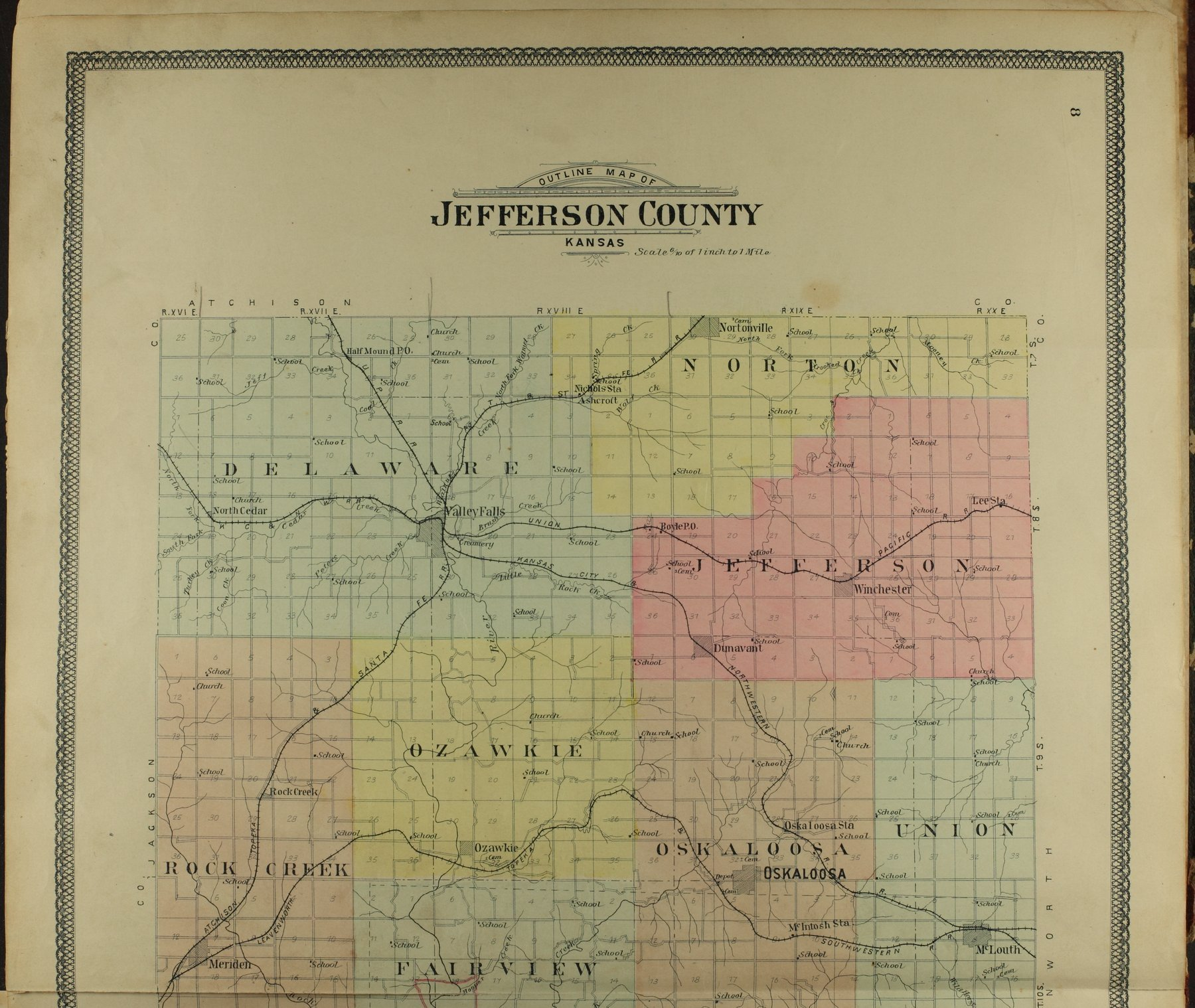 Descriptive atlas of Jefferson County, Kansas - 8