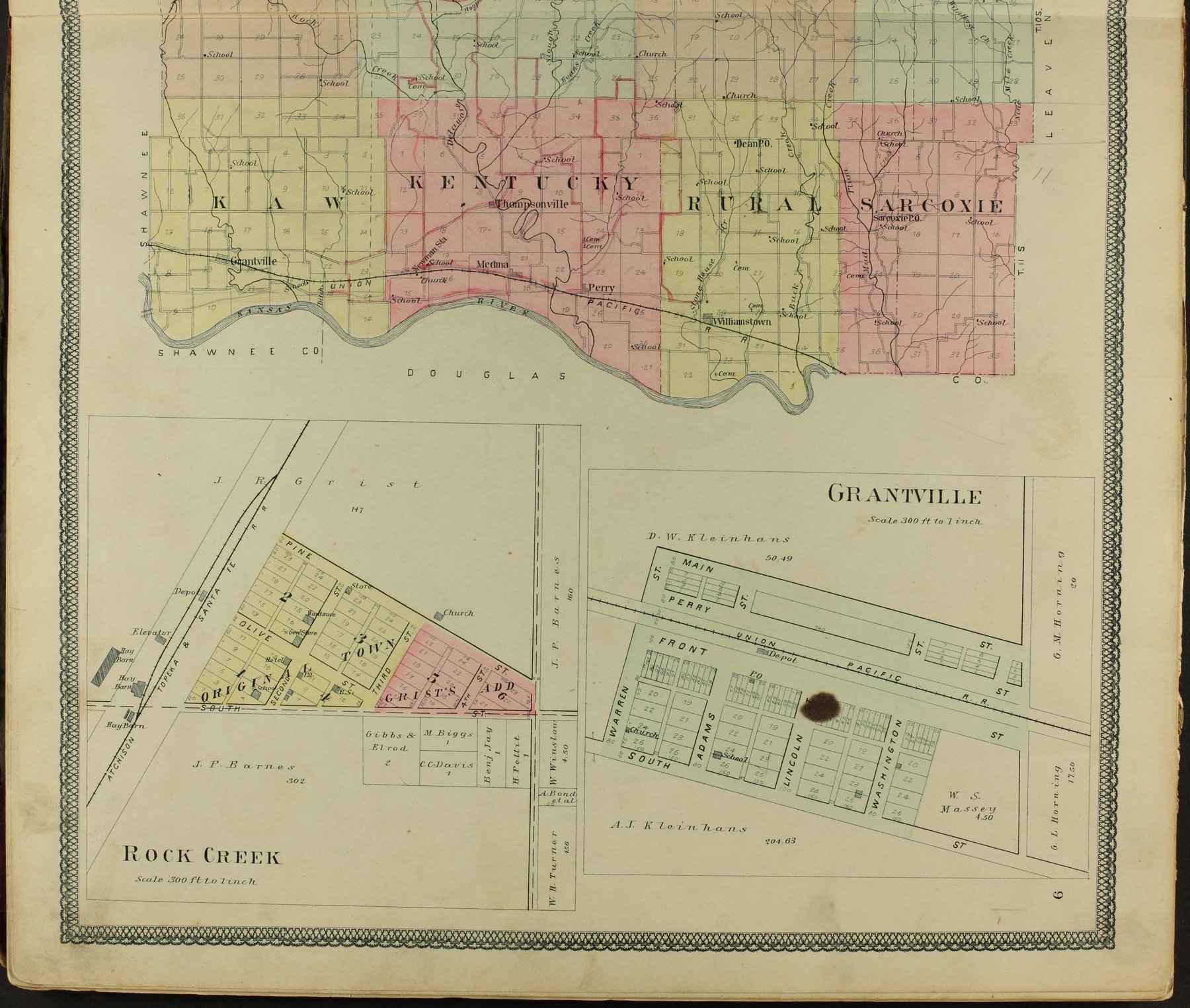 Descriptive atlas of Jefferson County, Kansas - 9