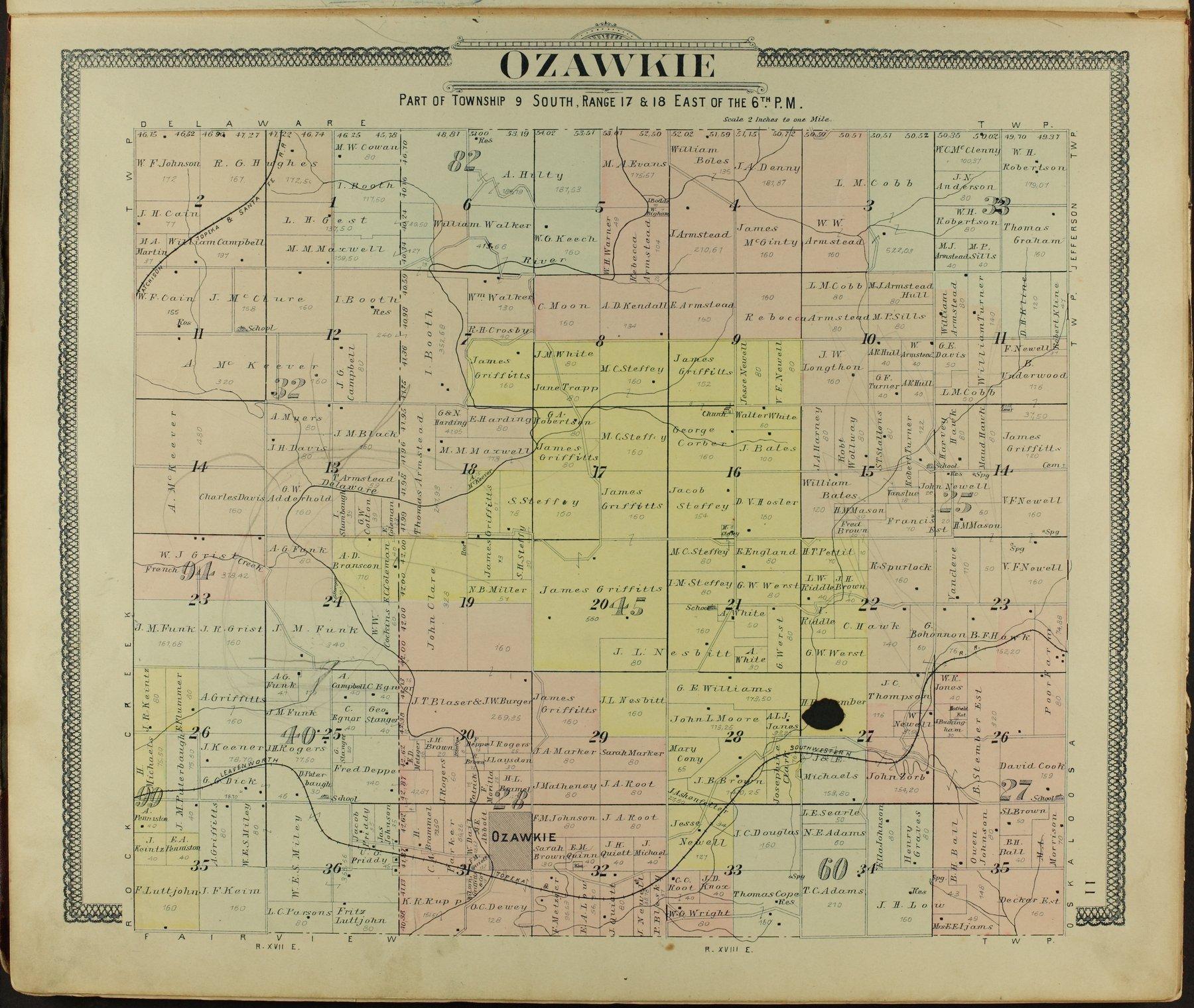 Descriptive atlas of Jefferson County, Kansas - 11