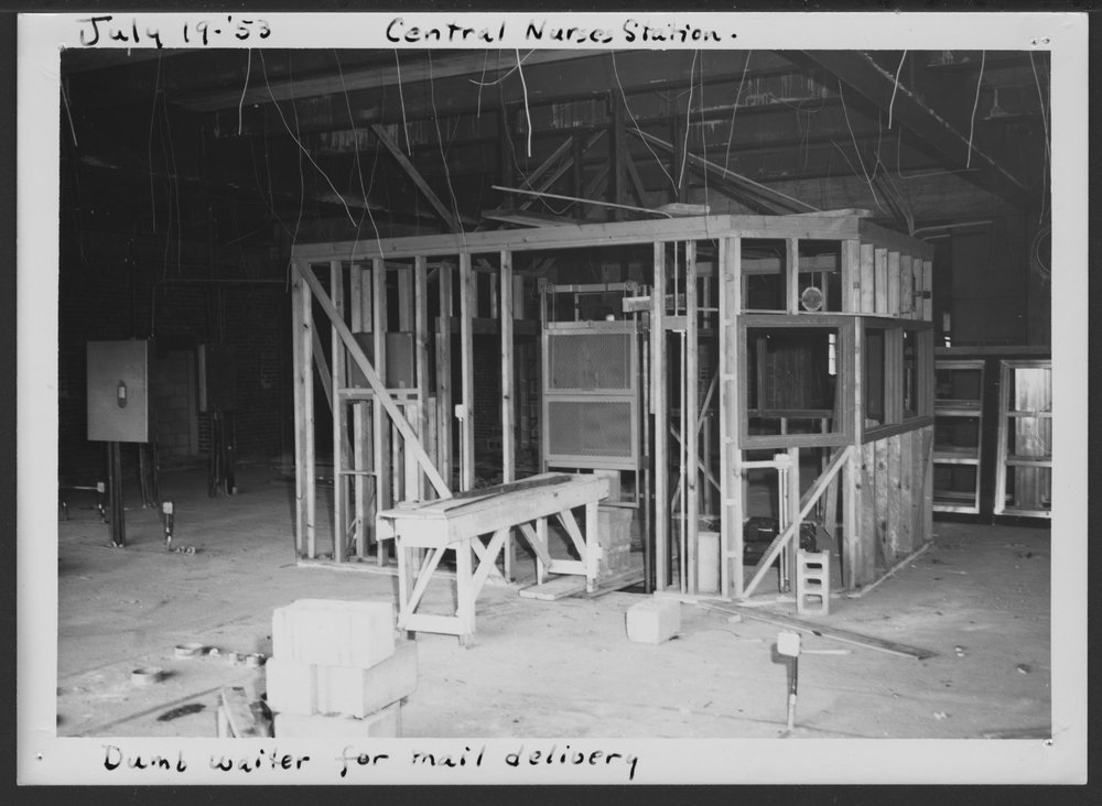 Construction of the C.F. Menninger Memorial Hospital in Topeka Kansas - 5