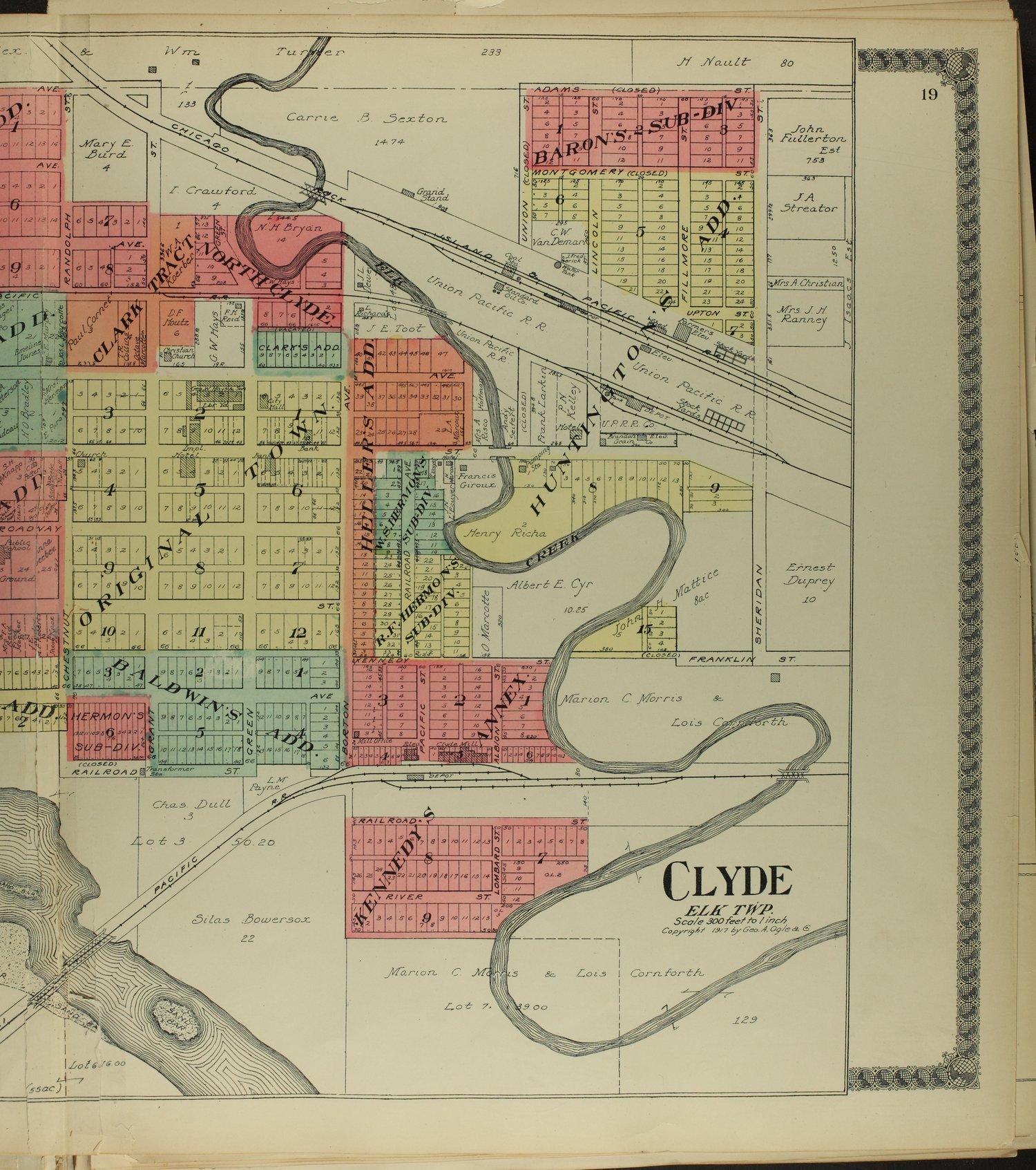 Standard atlas of Cloud County, Kansas - 19