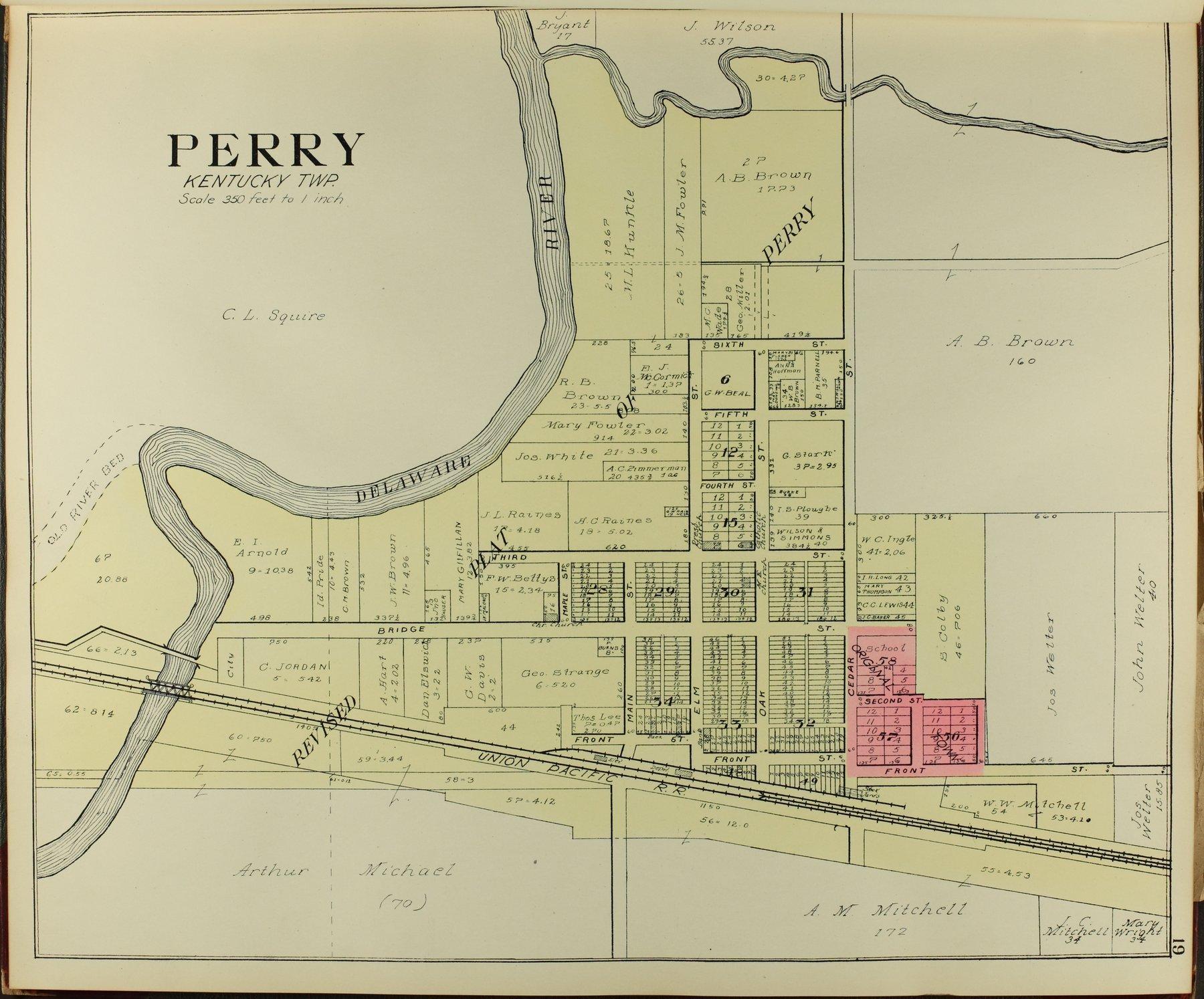 Standard atlas of Jefferson County, Kansas - 19