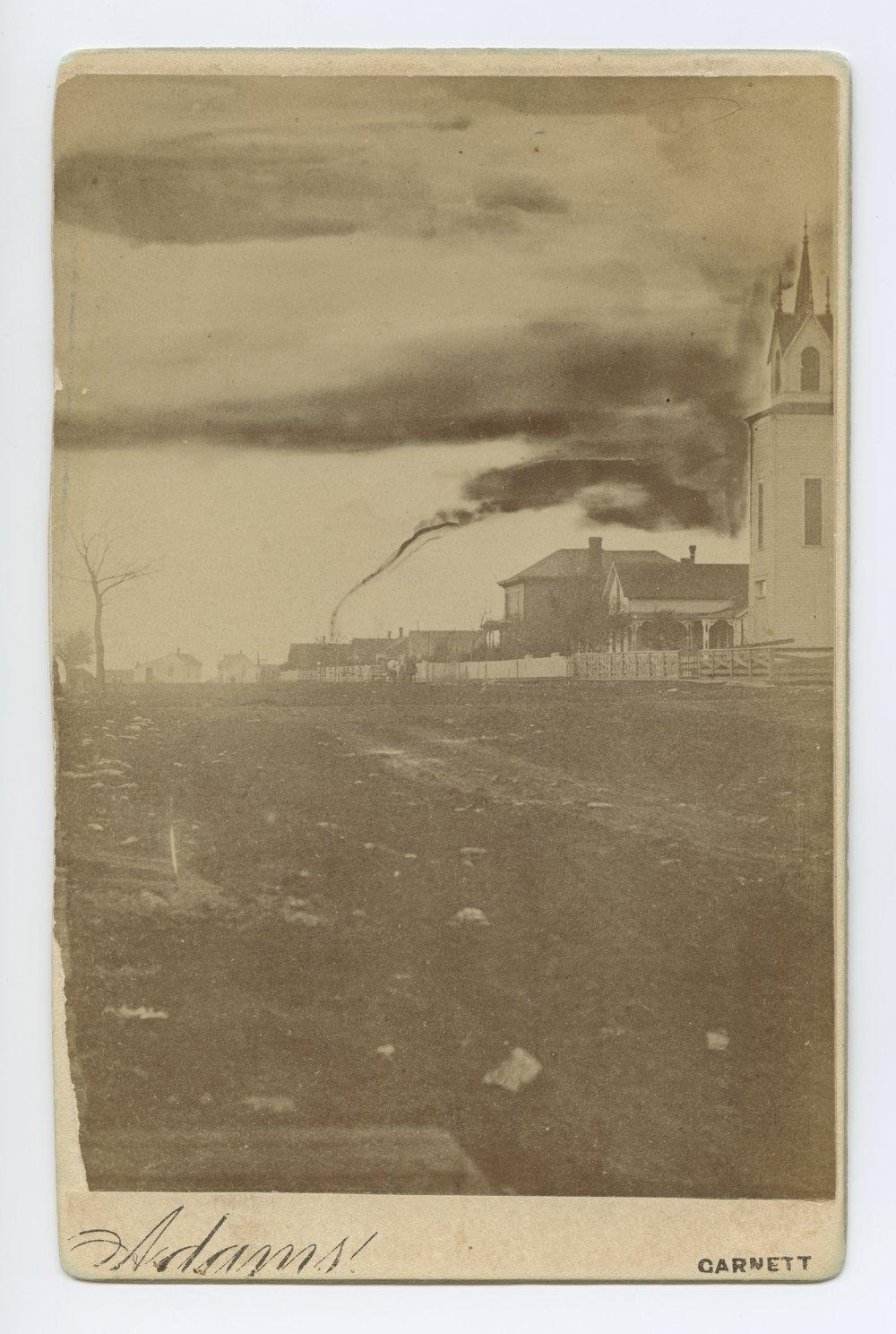 Tornado, Anderson County, Kansas - Photo *1