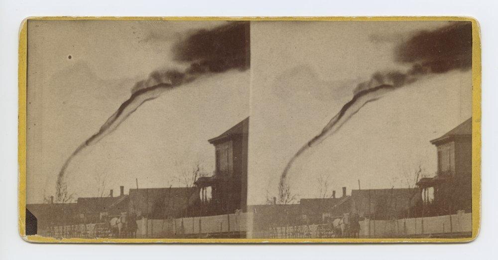 Tornado, Anderson County, Kansas - Photo *2