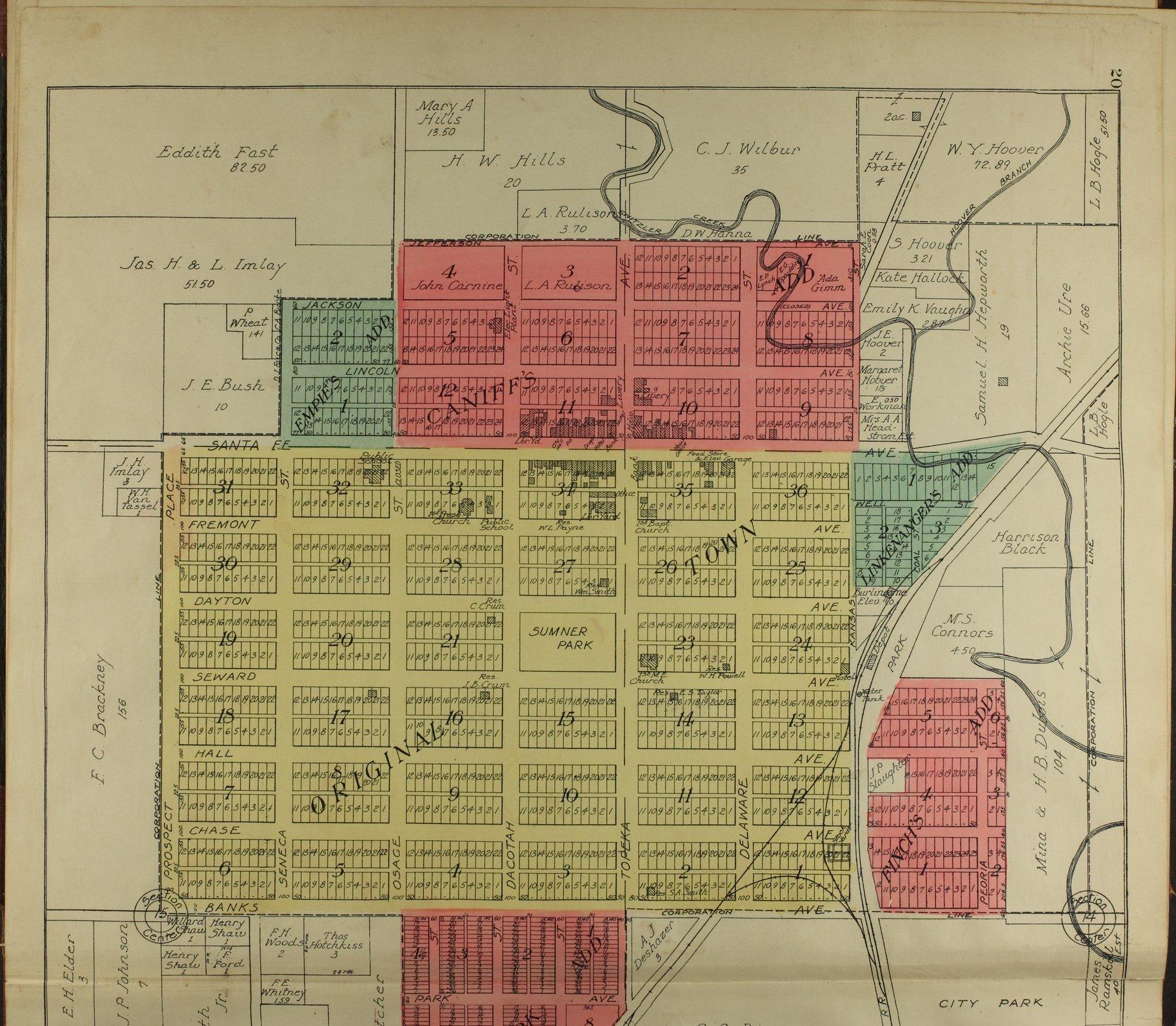Standard atlas of Osage County, Kansas - 20