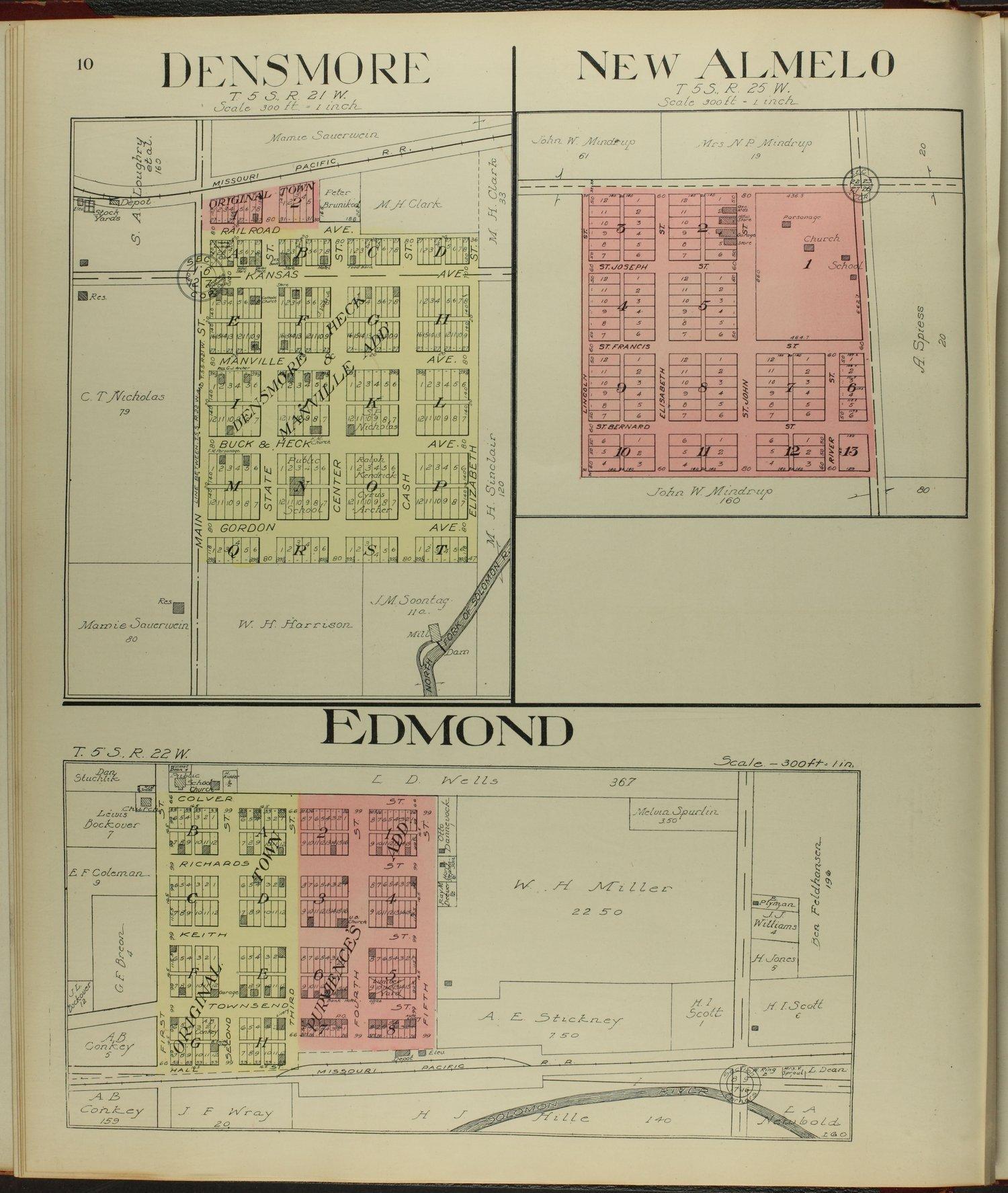 Standard atlas of Norton County, Kansas - 10