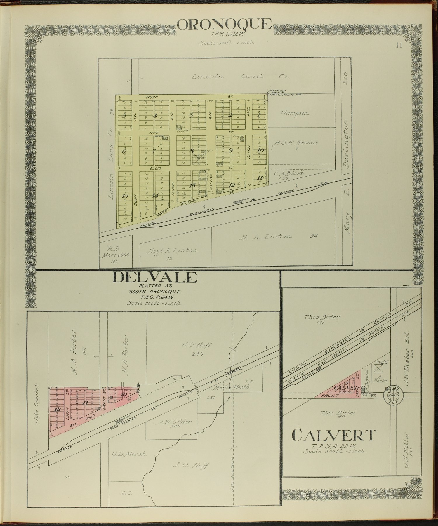 Standard atlas of Norton County, Kansas - 11