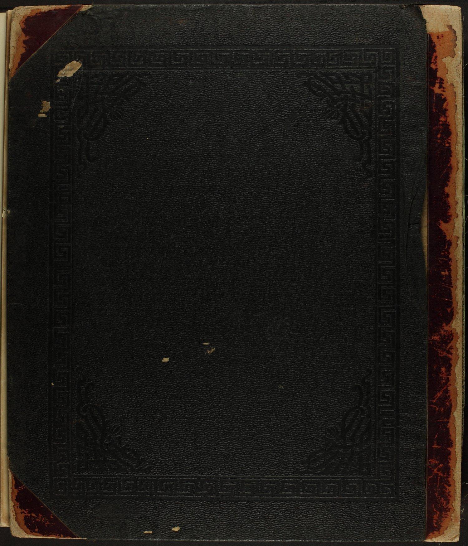 Descriptive atlas of Osage County, Kansas - Back Cover