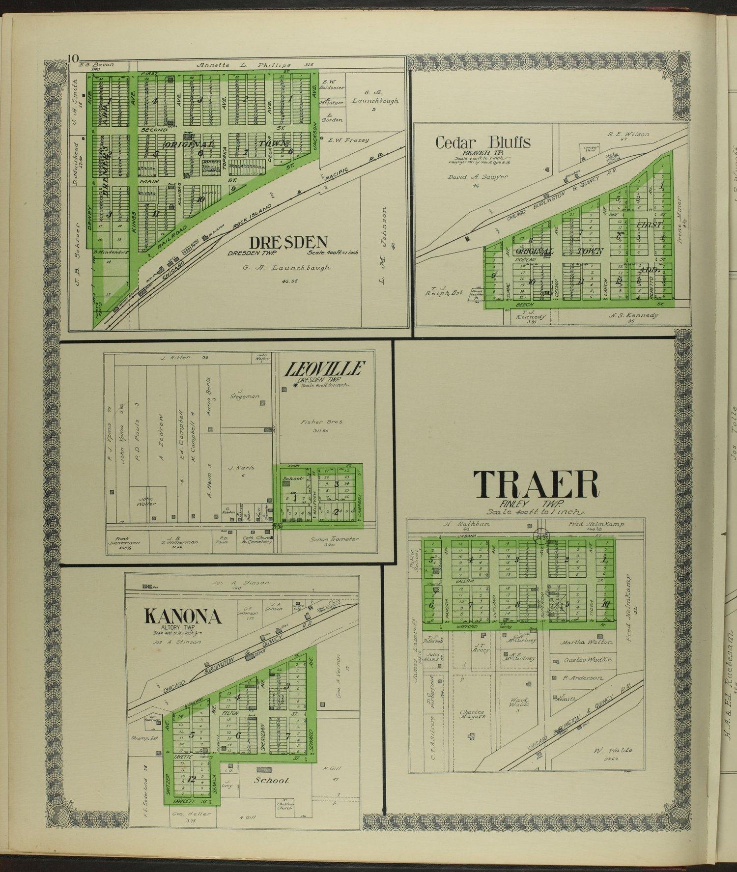 Standard atlas of Decatur County, Kansas - 10