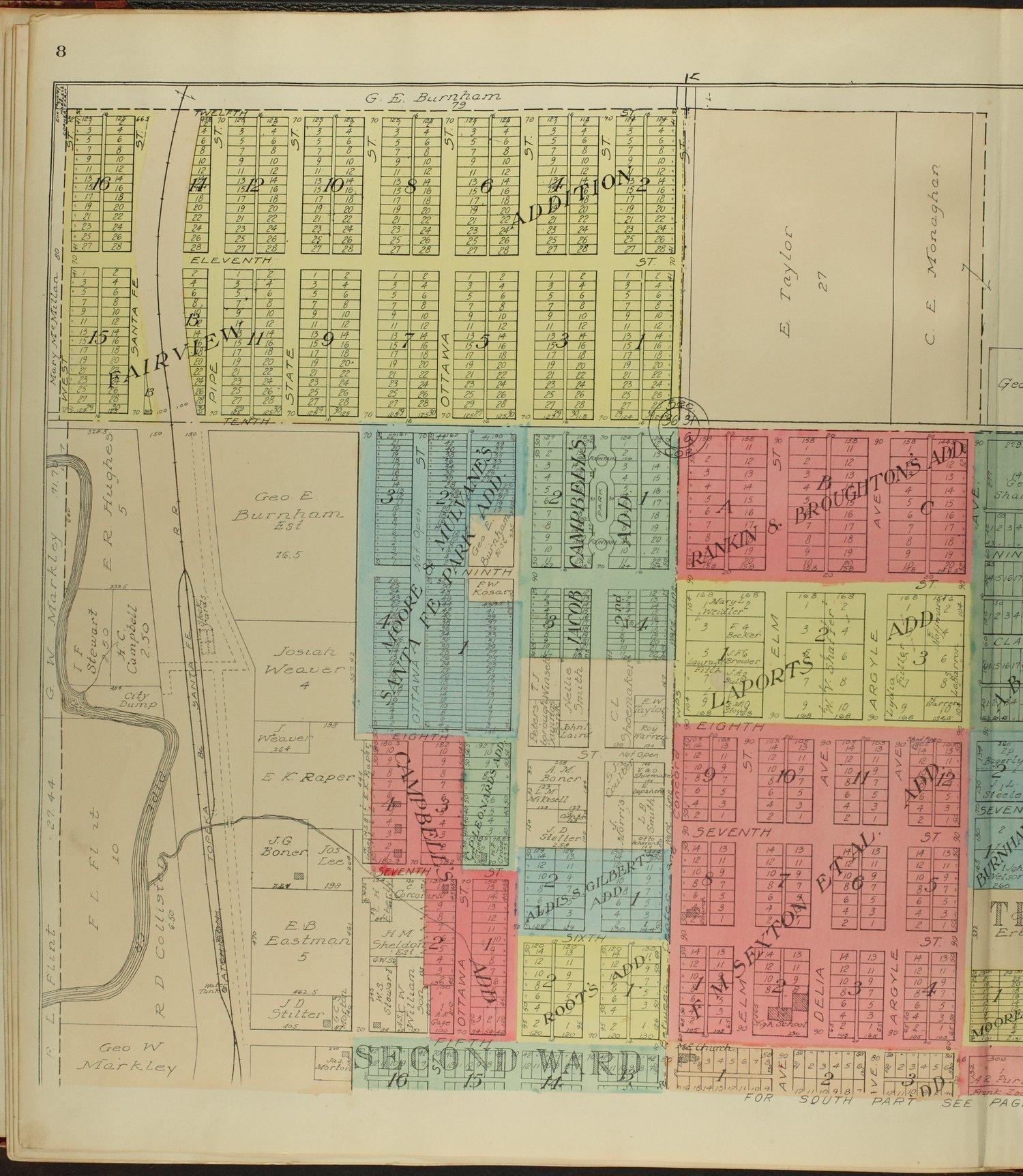 Standard atlas of Ottawa County, Kansas - 8