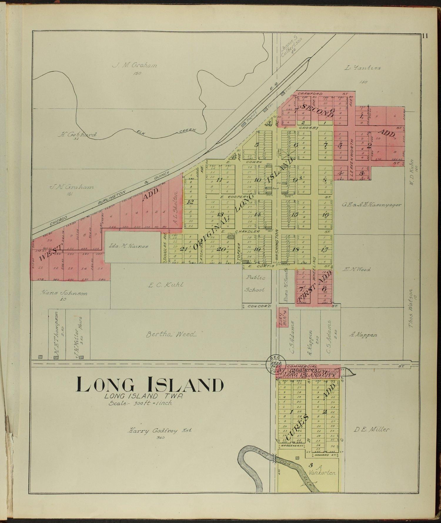 Standard atlas of Phillips County, Kansas - 11