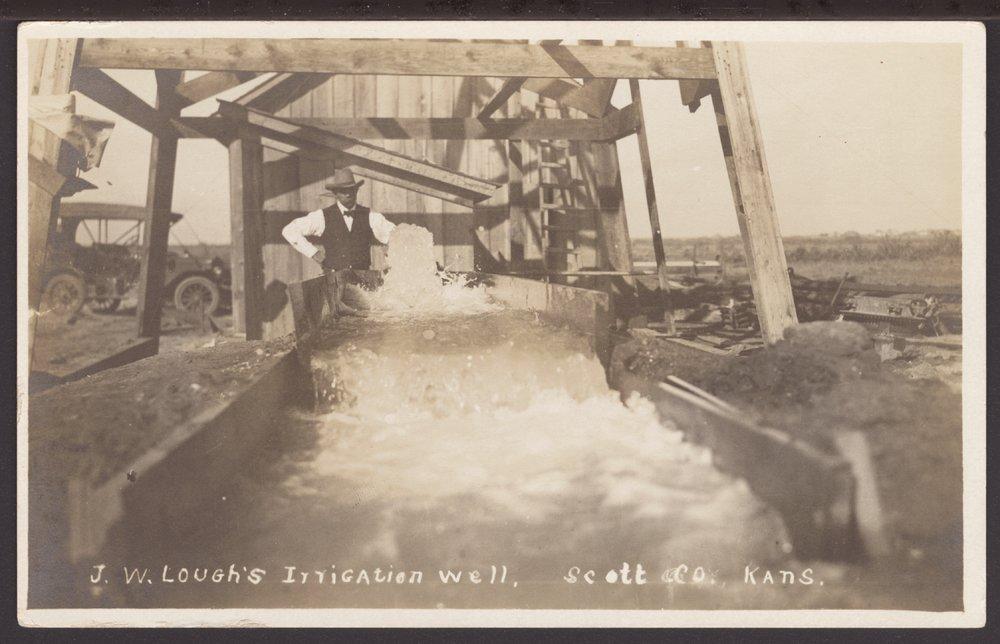 J.W. Lough farm, Scott County, Kansas - 2