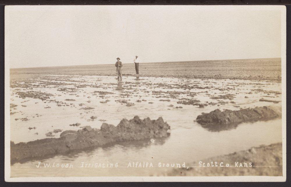 J.W. Lough farm, Scott County, Kansas - 4
