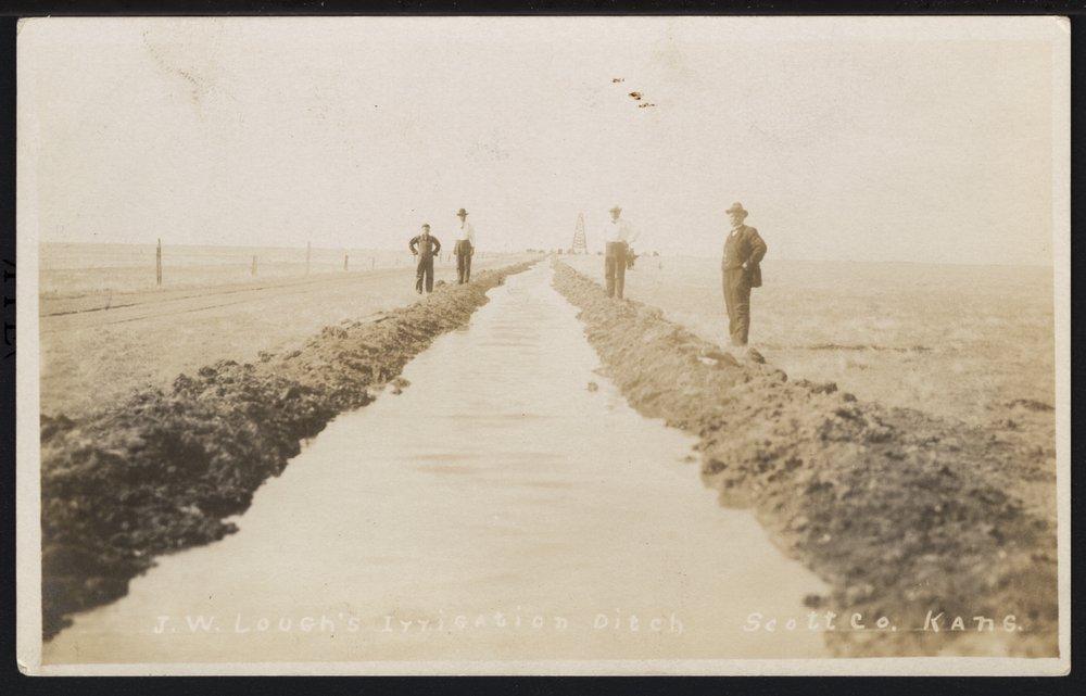 J.W. Lough farm, Scott County, Kansas - 5