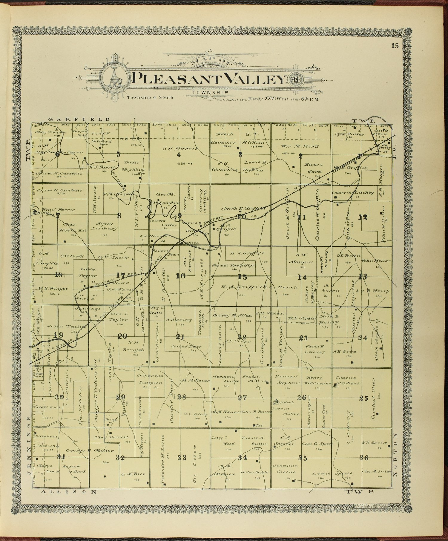 Standard atlas of Decatur County, Kansas - 15