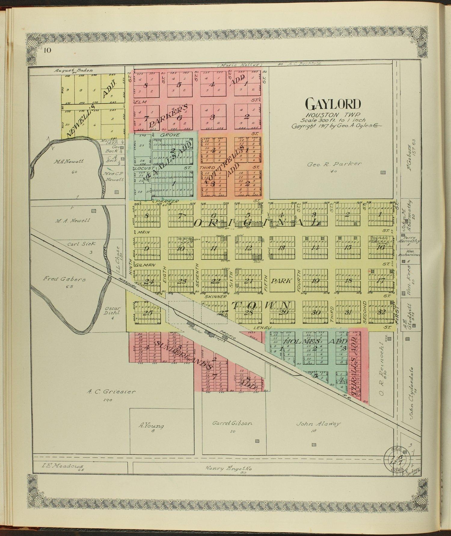 Standard atlas of Smith County, Kansas - 10