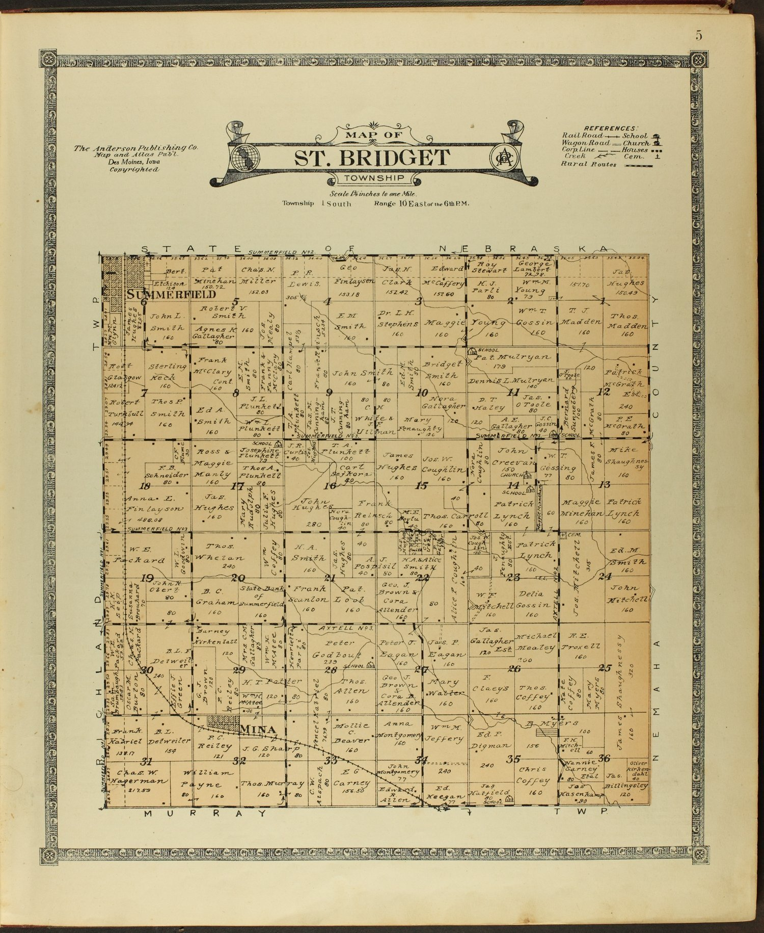 Atlas of Marshall County, Kansas - 5
