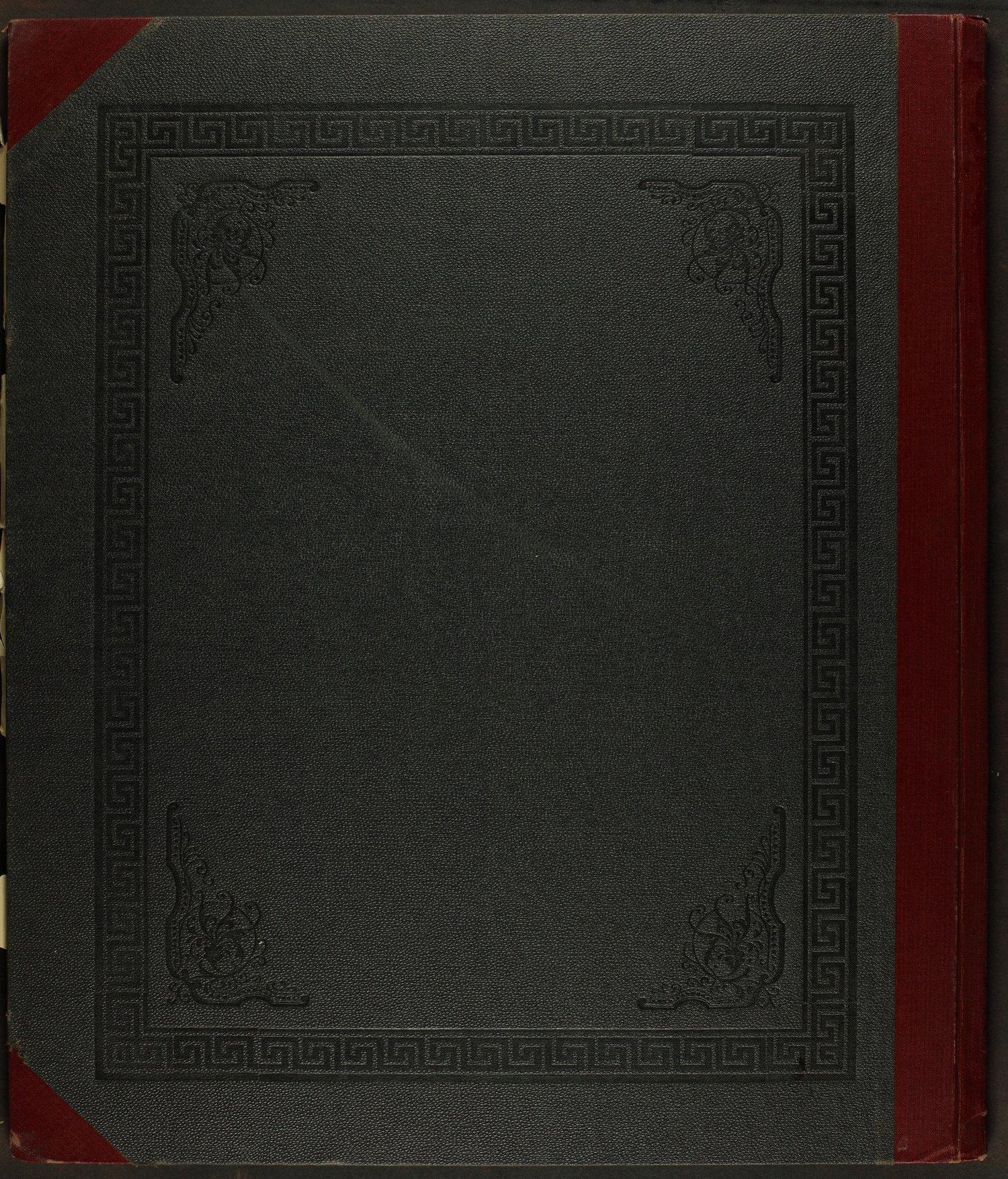 Atlas of Nemaha County, Kansas - Back Cover