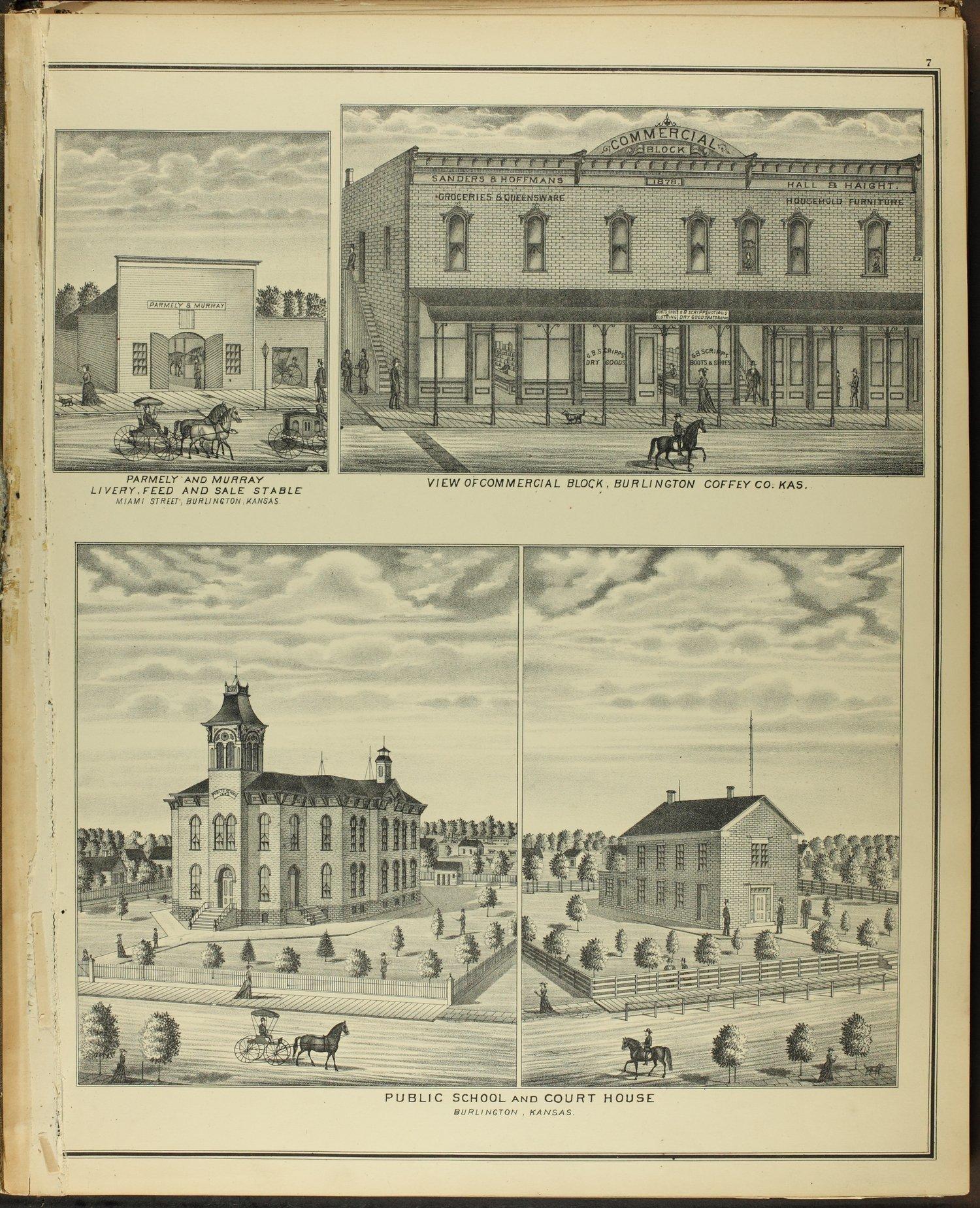 An illustrated historical atlas of Coffey County, Kansas - 7