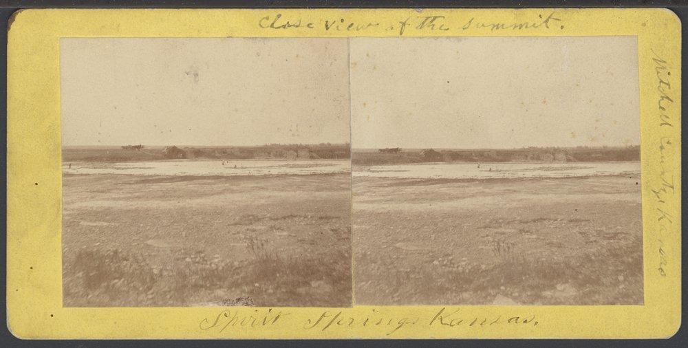 Waconda Springs in Mitchell County, Kansas - 1