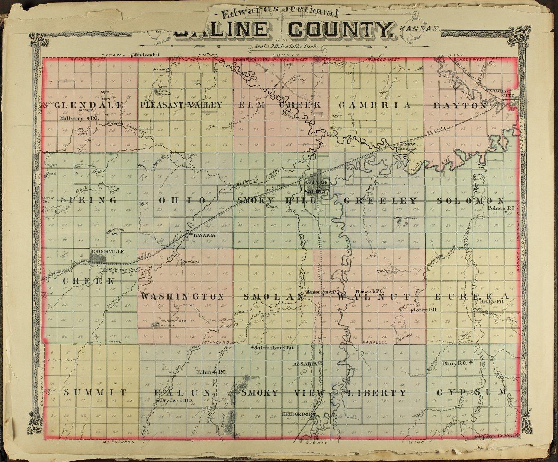 Edwards' Atlas of Saline Co., Kansas - 5