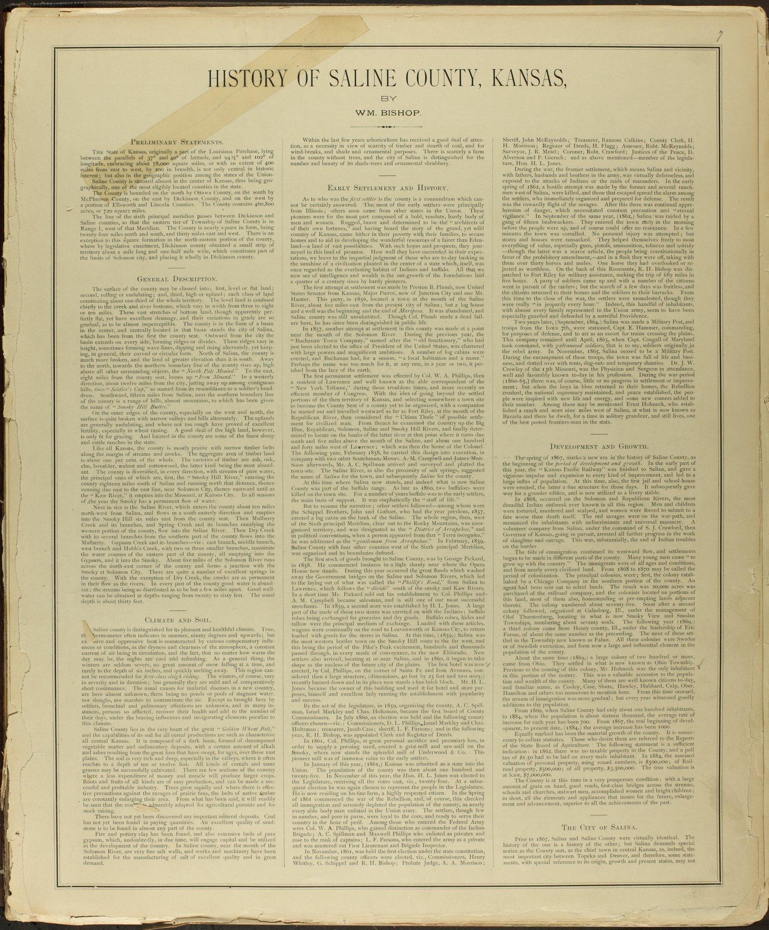 Edwards' Atlas of Saline Co., Kansas - 7