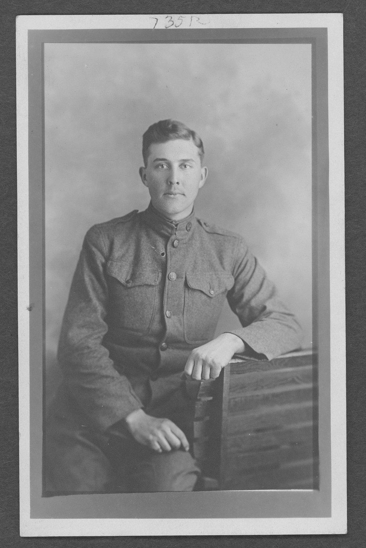 Robert Henry Schaich, World War I soldier - 1