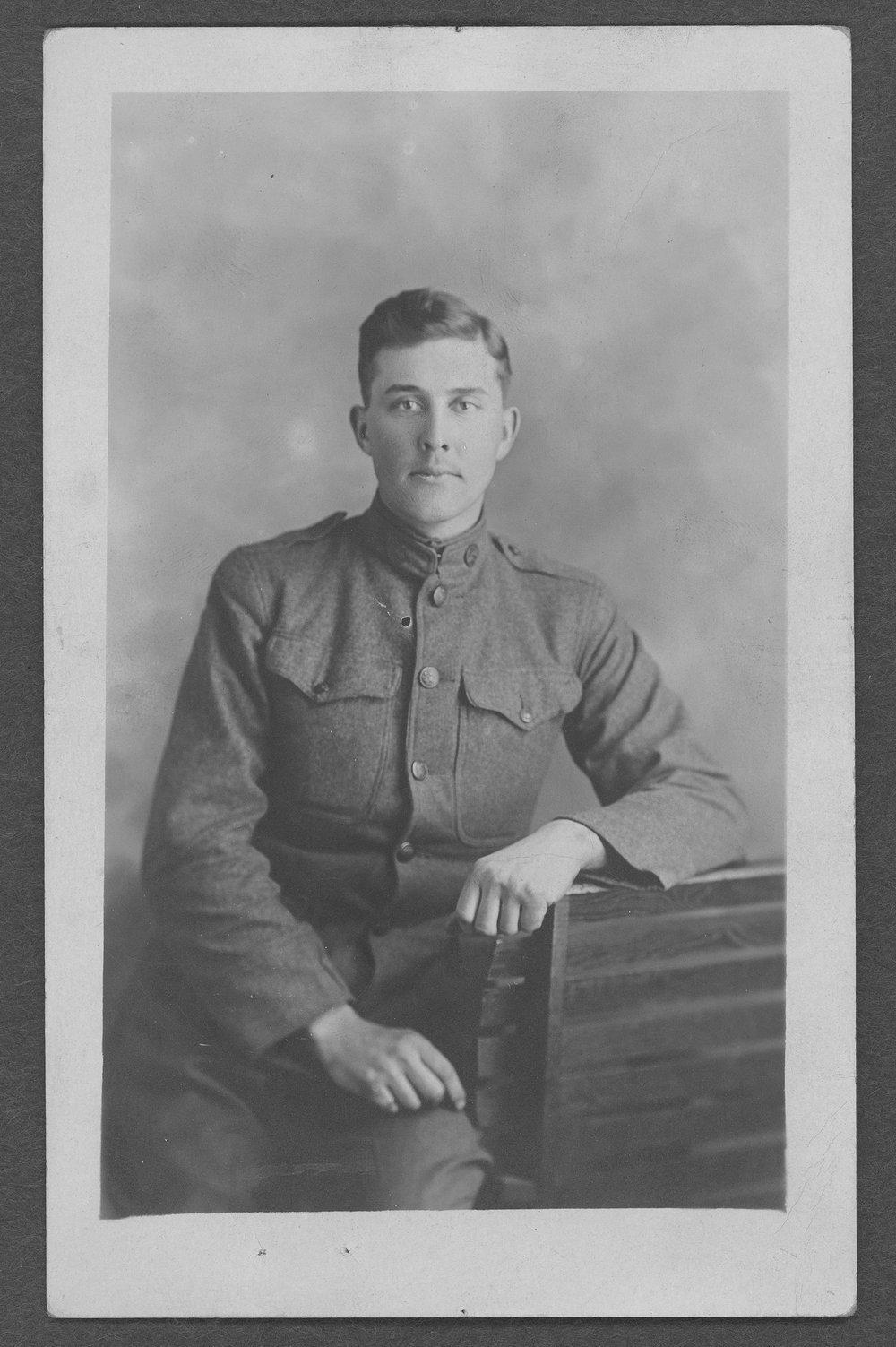Robert Henry Schaich, World War I soldier - 3