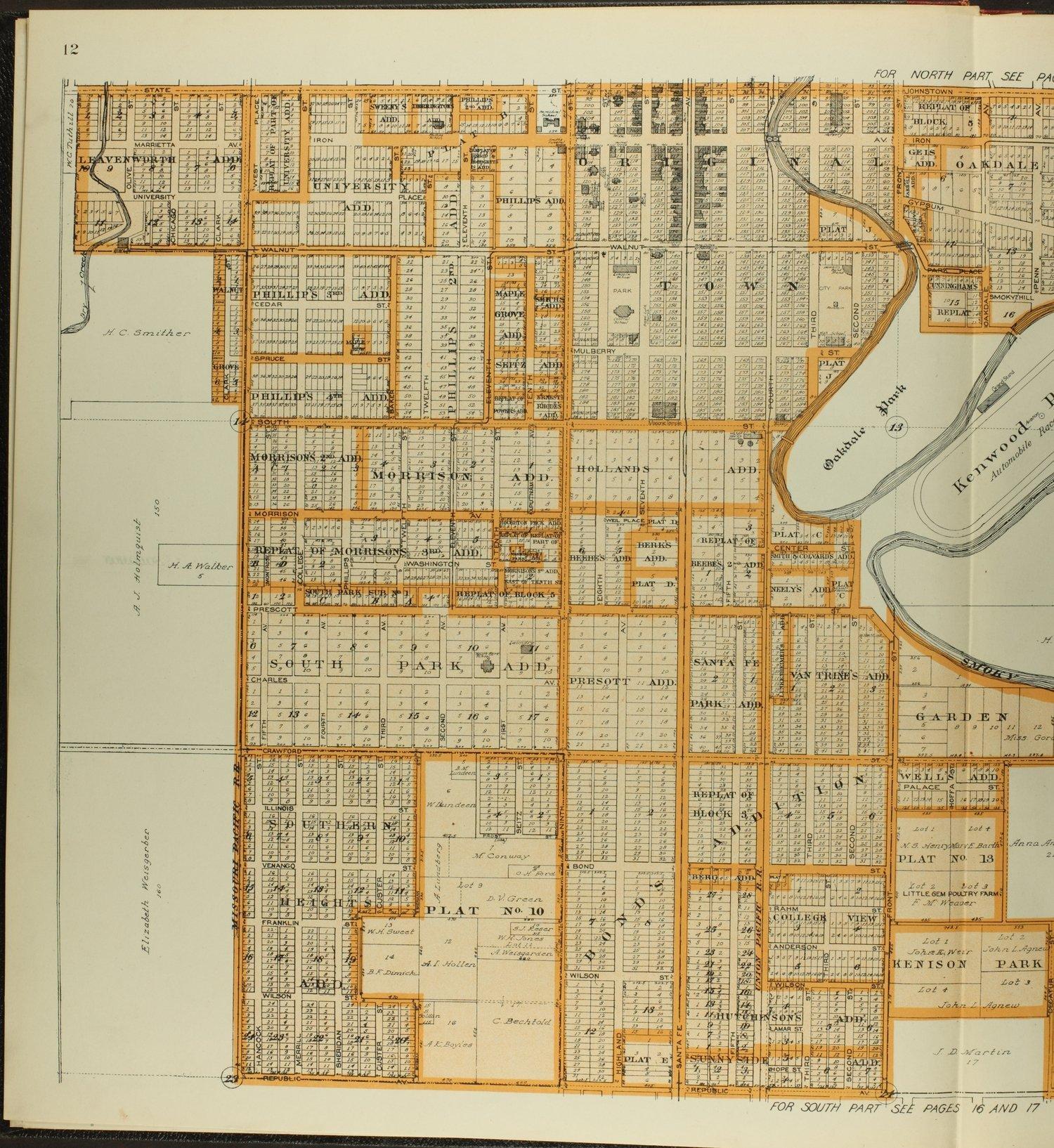 Standard atlas of Saline County, Kansas - 12