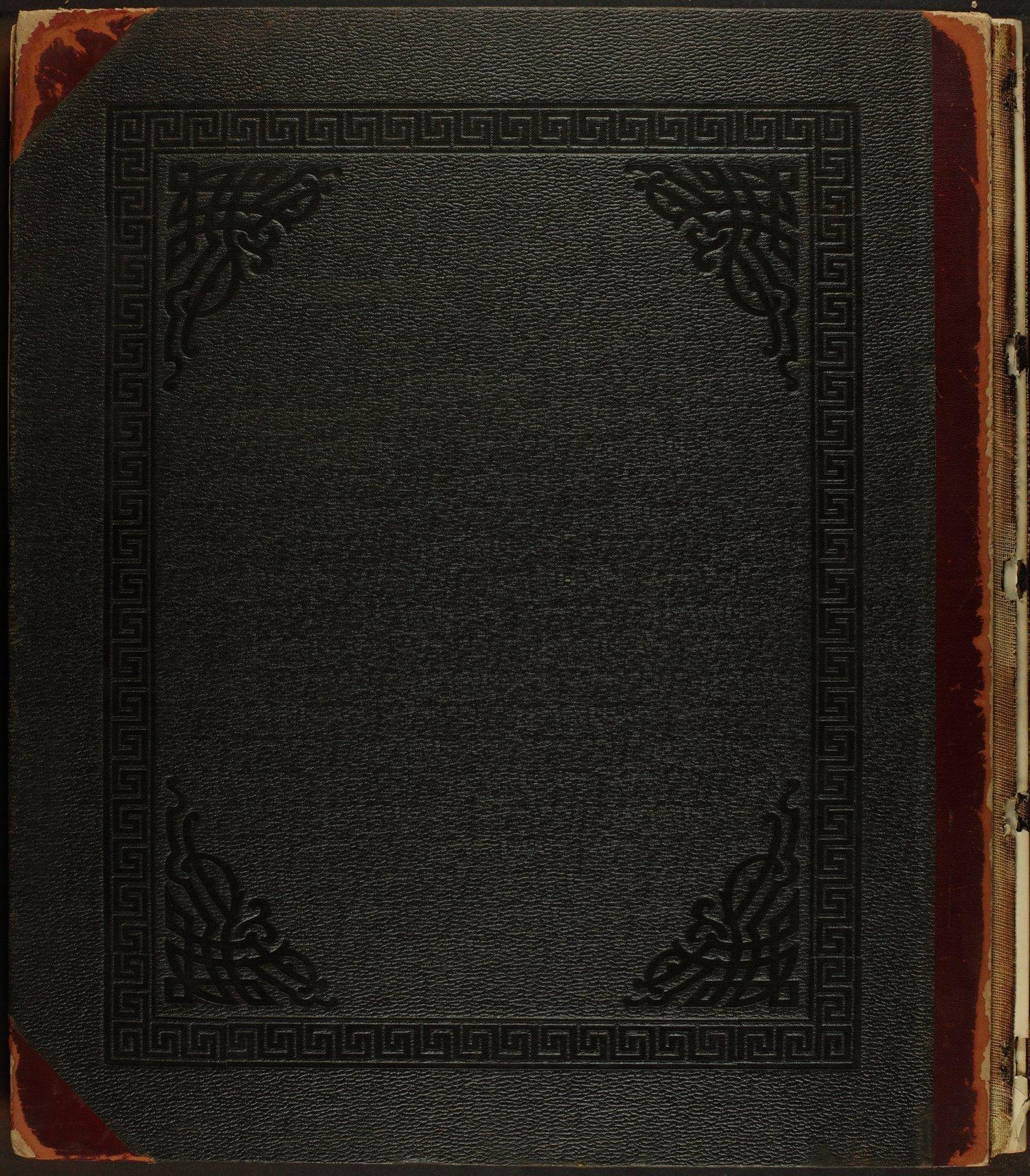Standard atlas of Lincoln County, Kansas - Back Cover