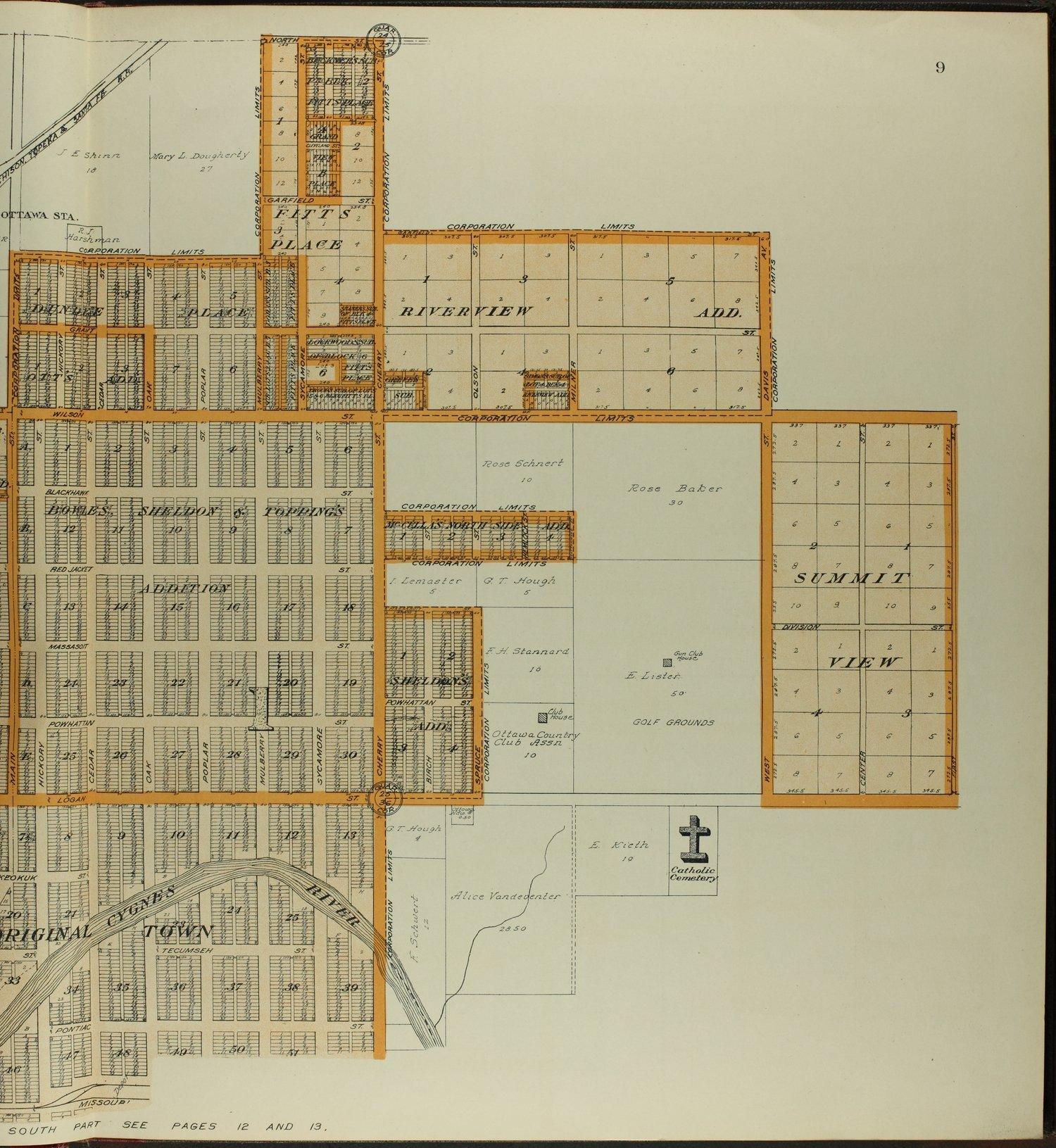 Standard atlas of Franklin County, Kansas - 9
