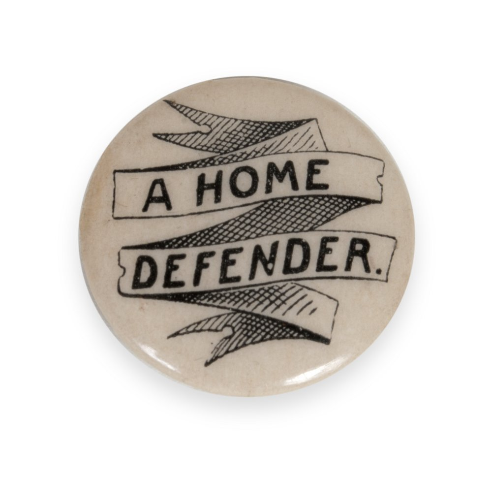Home Defender button